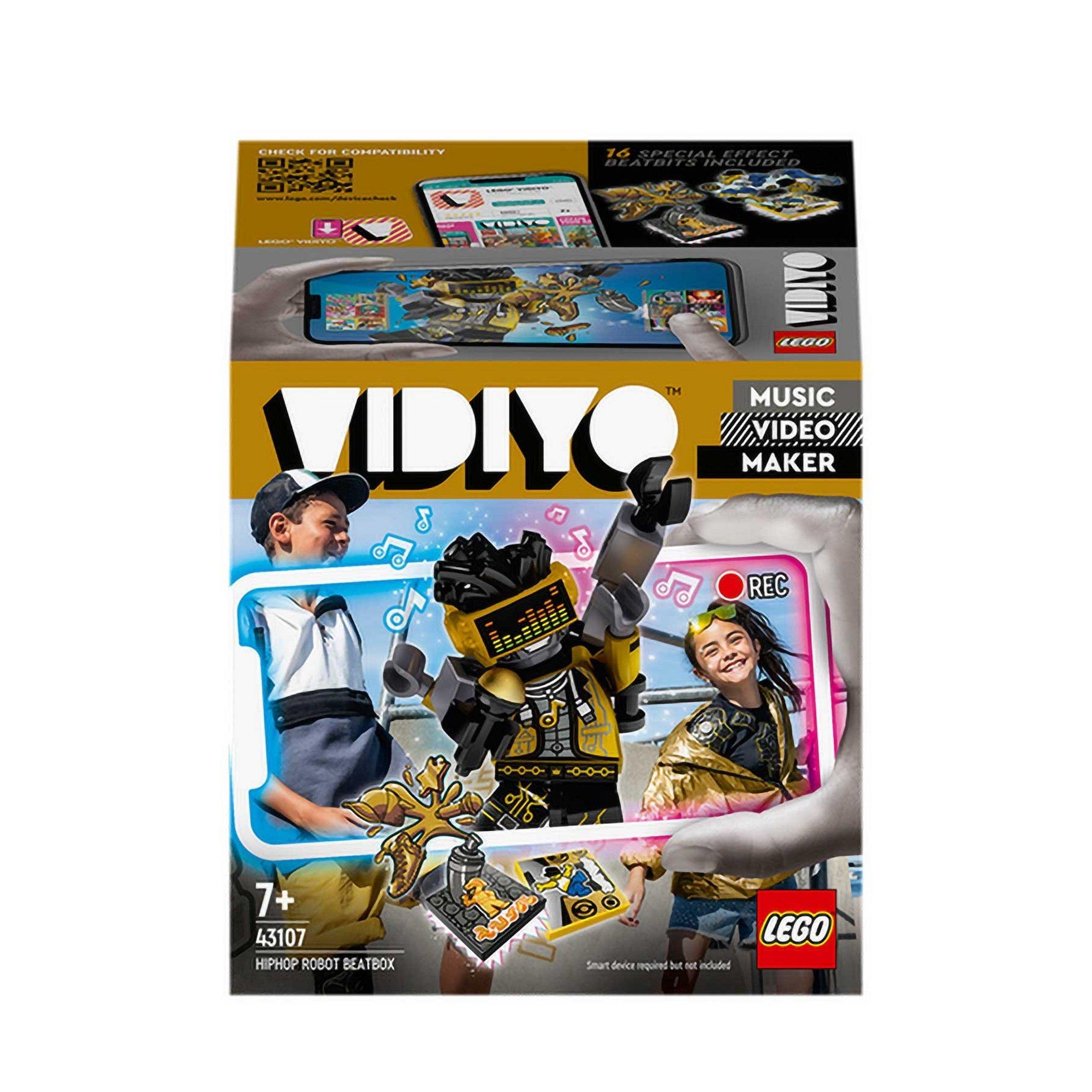 Image of LEGO VIDIYO HipHop Robot BeatBox Music Set