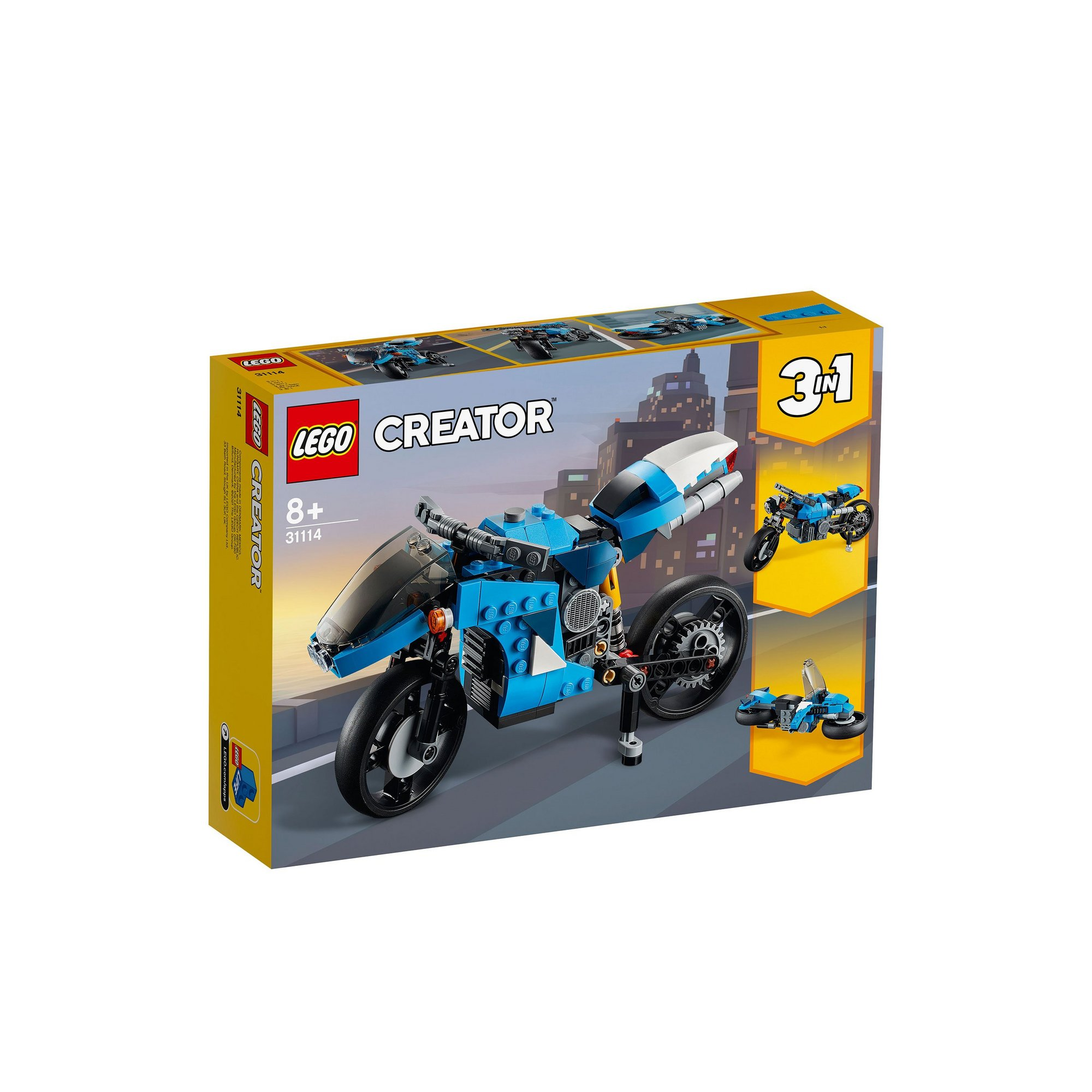 Image of LEGO Creator Superbike