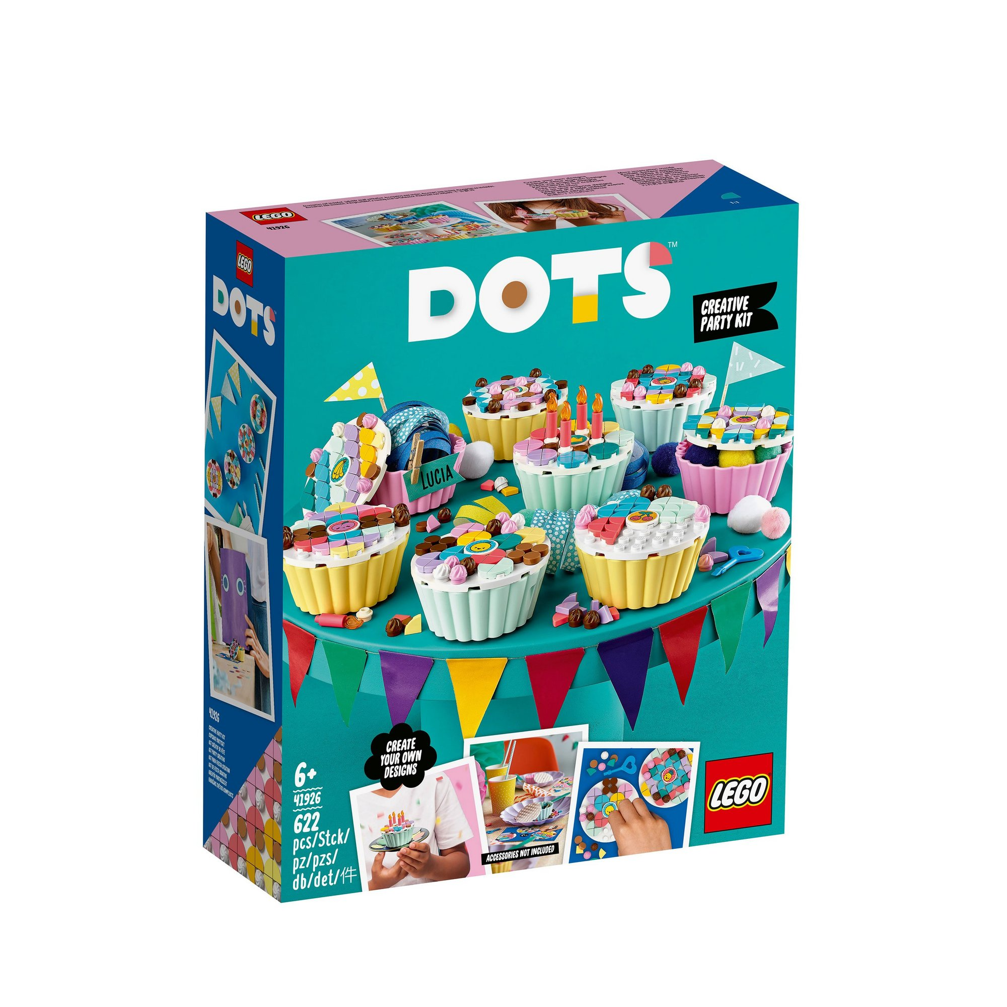 Image of LEGO DOTS Creative Party Kit