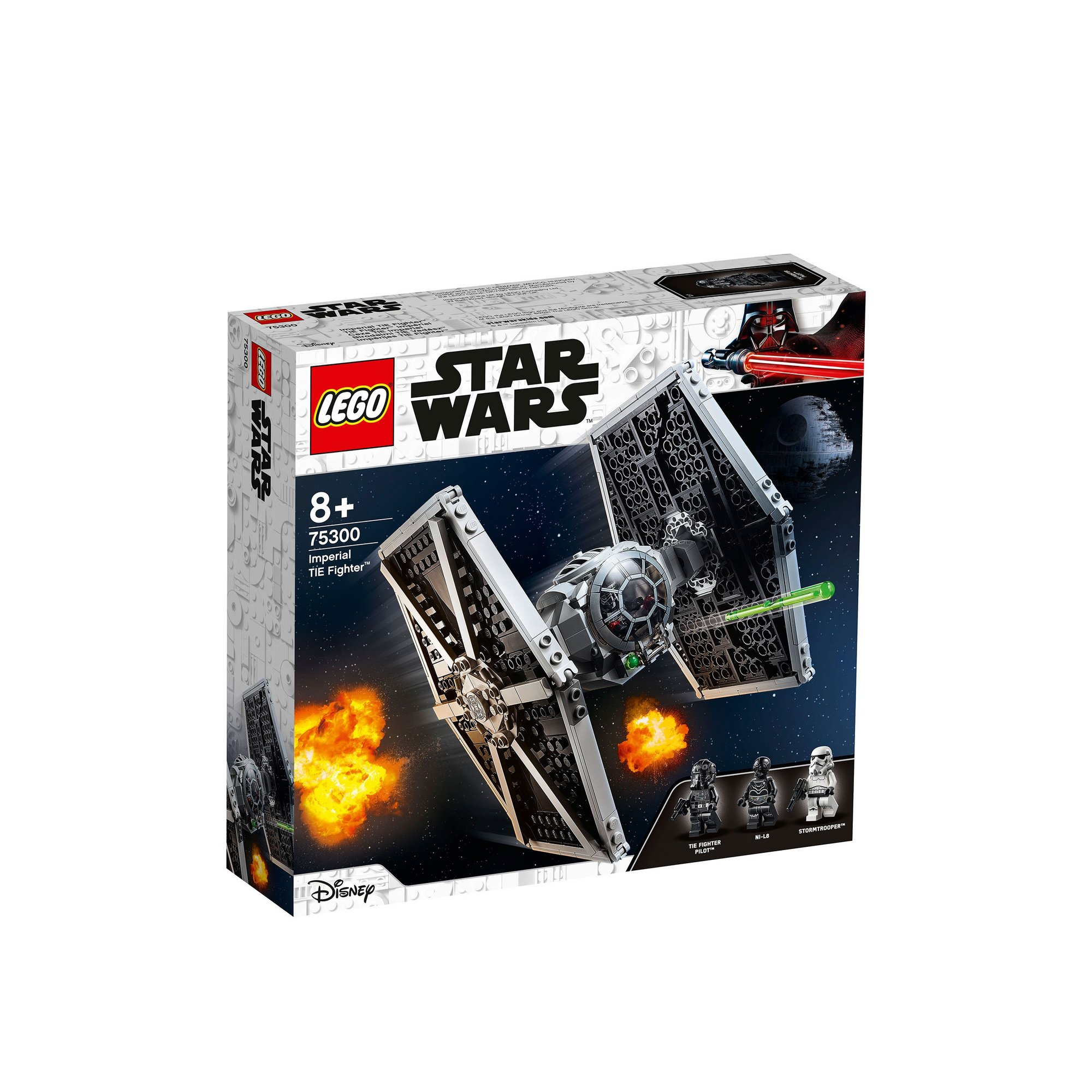 Image of LEGO Star Wars Tie Fighter