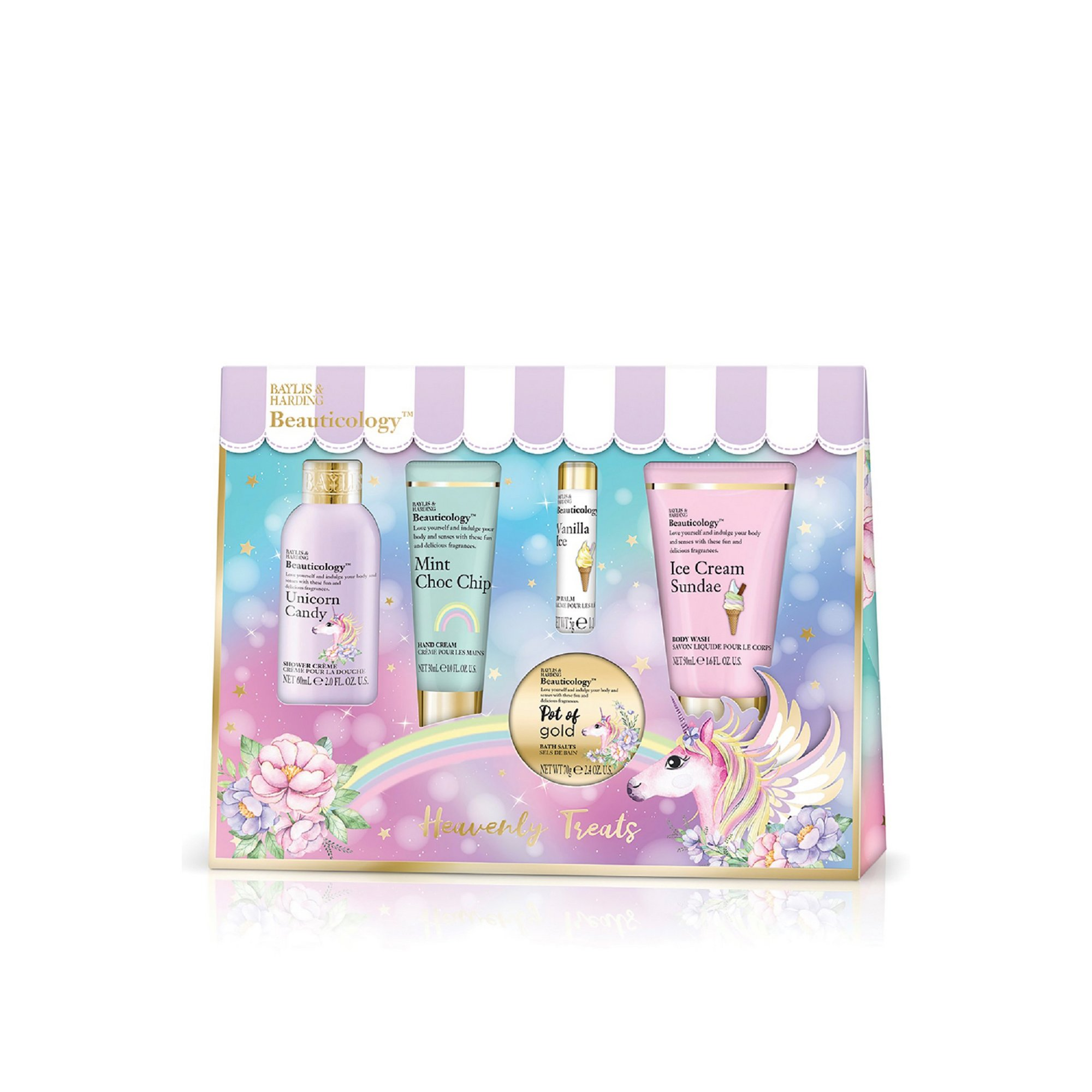 Image of Baylis and Harding Beauticology Unicorn Set