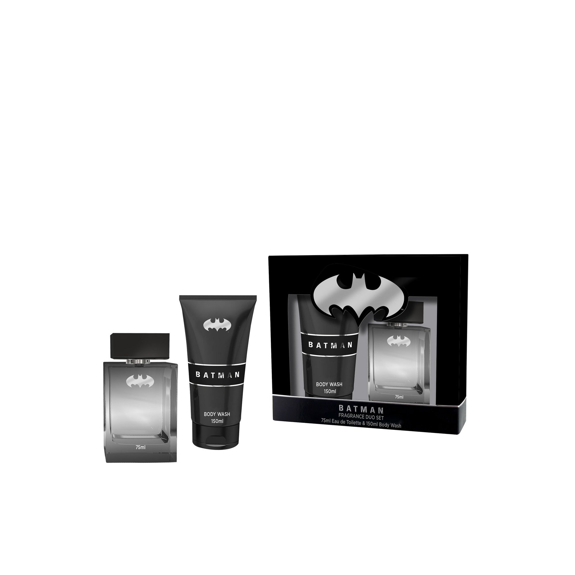 Image of Batman Fragrance Duo Gift Set