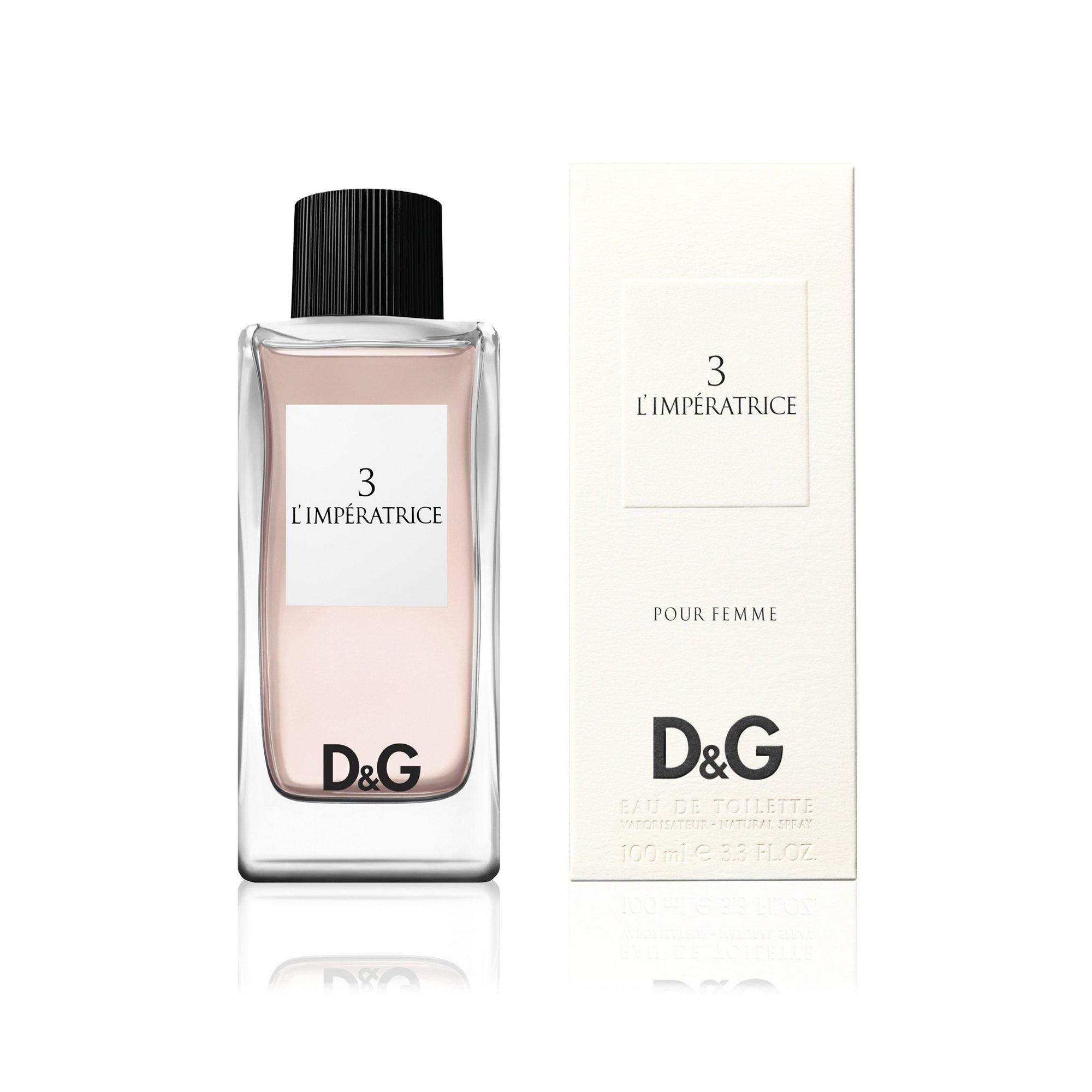 Image of Dolce and Gabbana 3 L Imperatrice 100ml EDT