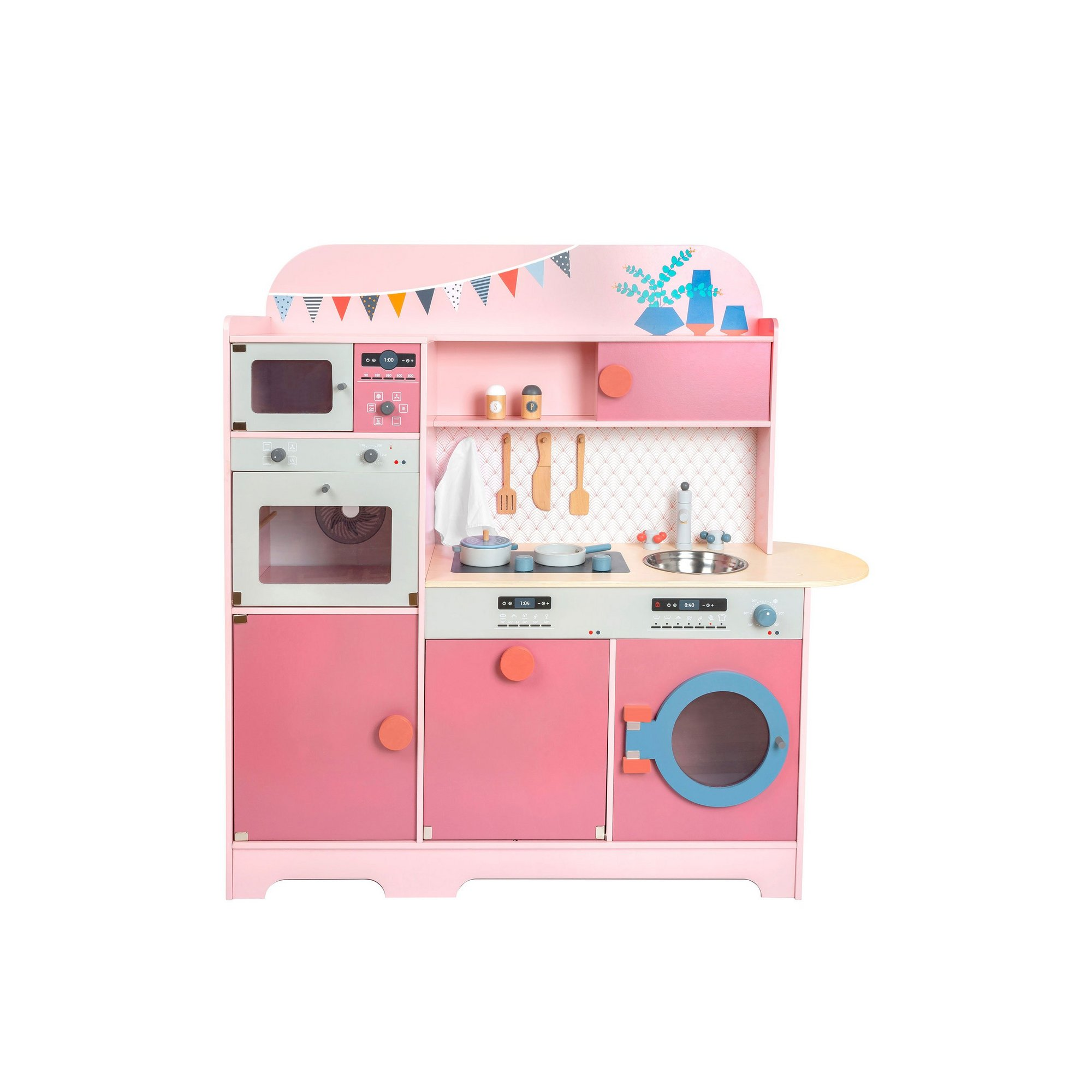 Image of LEGLER Small Foot Childrens Kitchen Gourmet Play Set