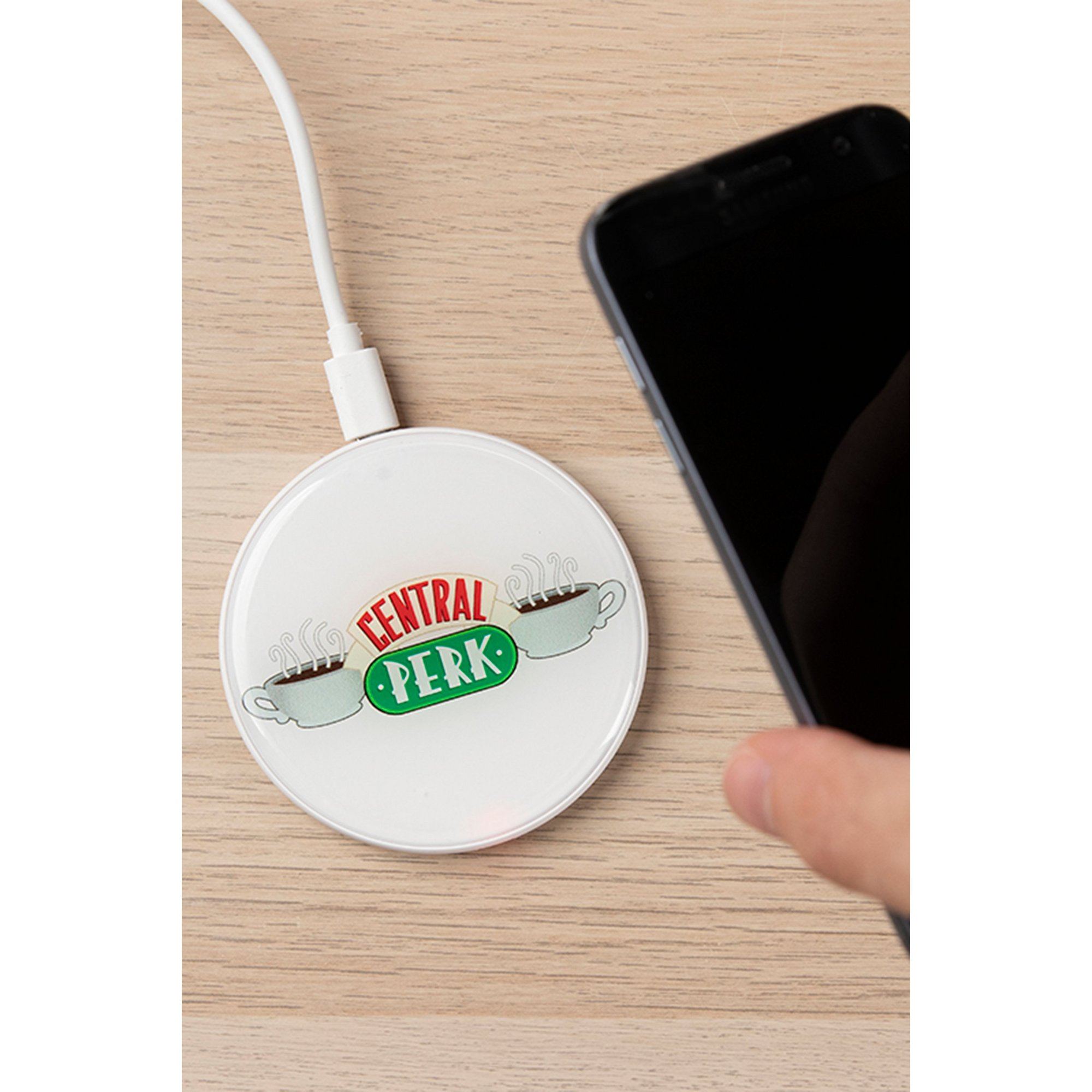 Image of Central Perk Wireless Charger