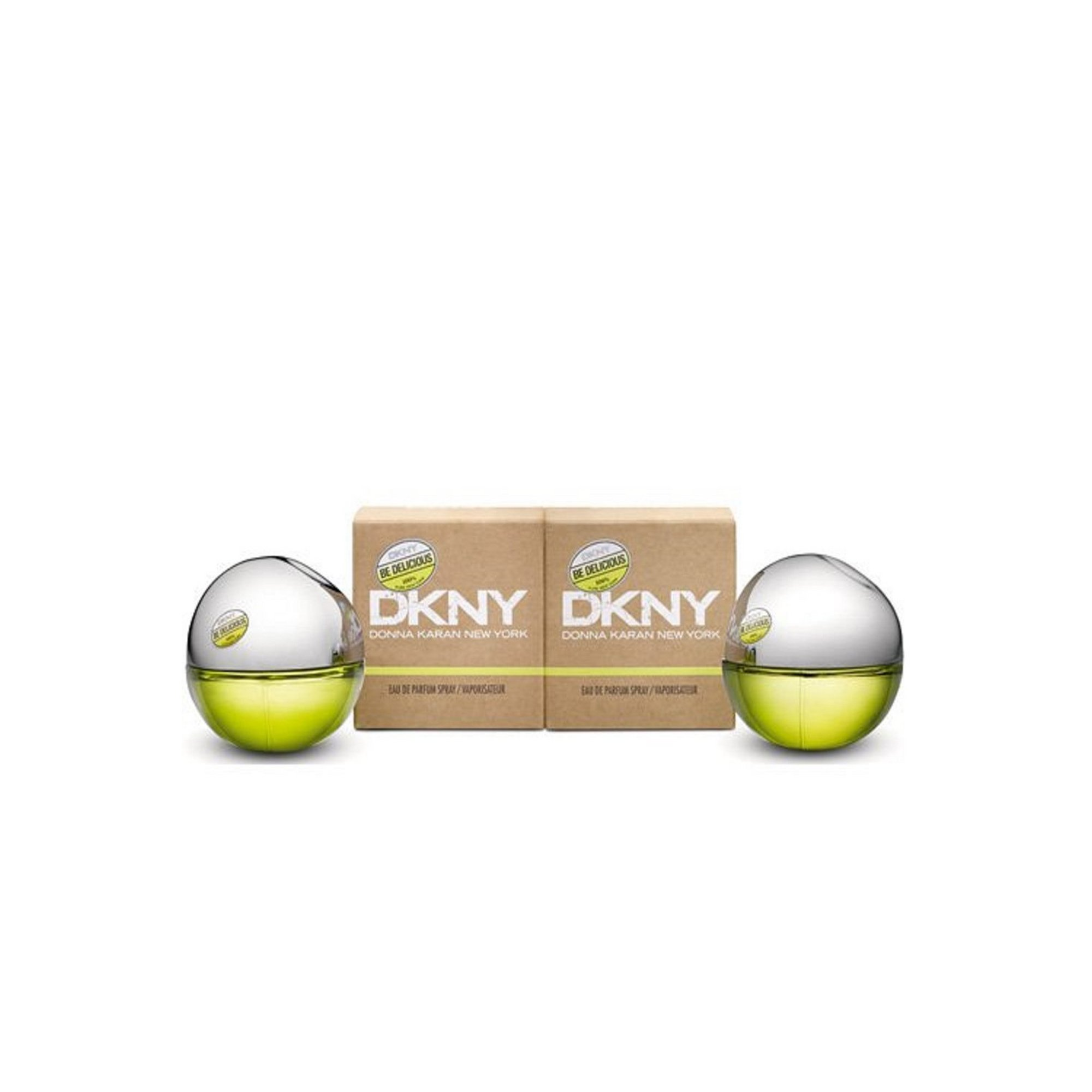 Image of DKNY Be Delicious 30ml EDP Twin Pack