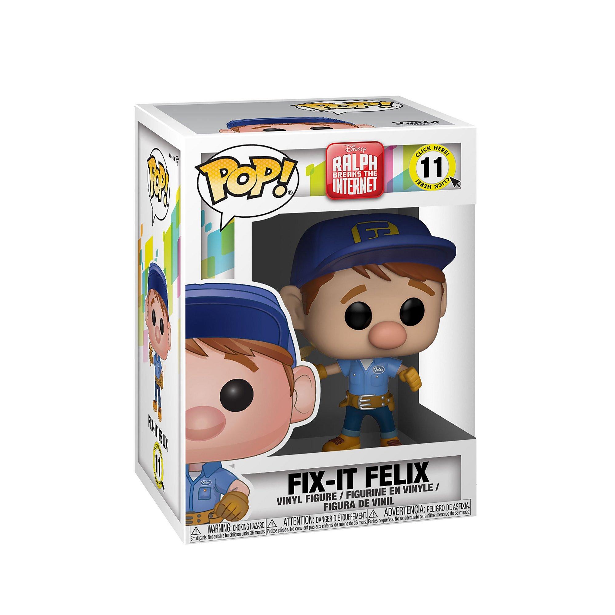 Image of Funko POP! Disney Wreck It Ralph 2 Fix-It Felix Figure