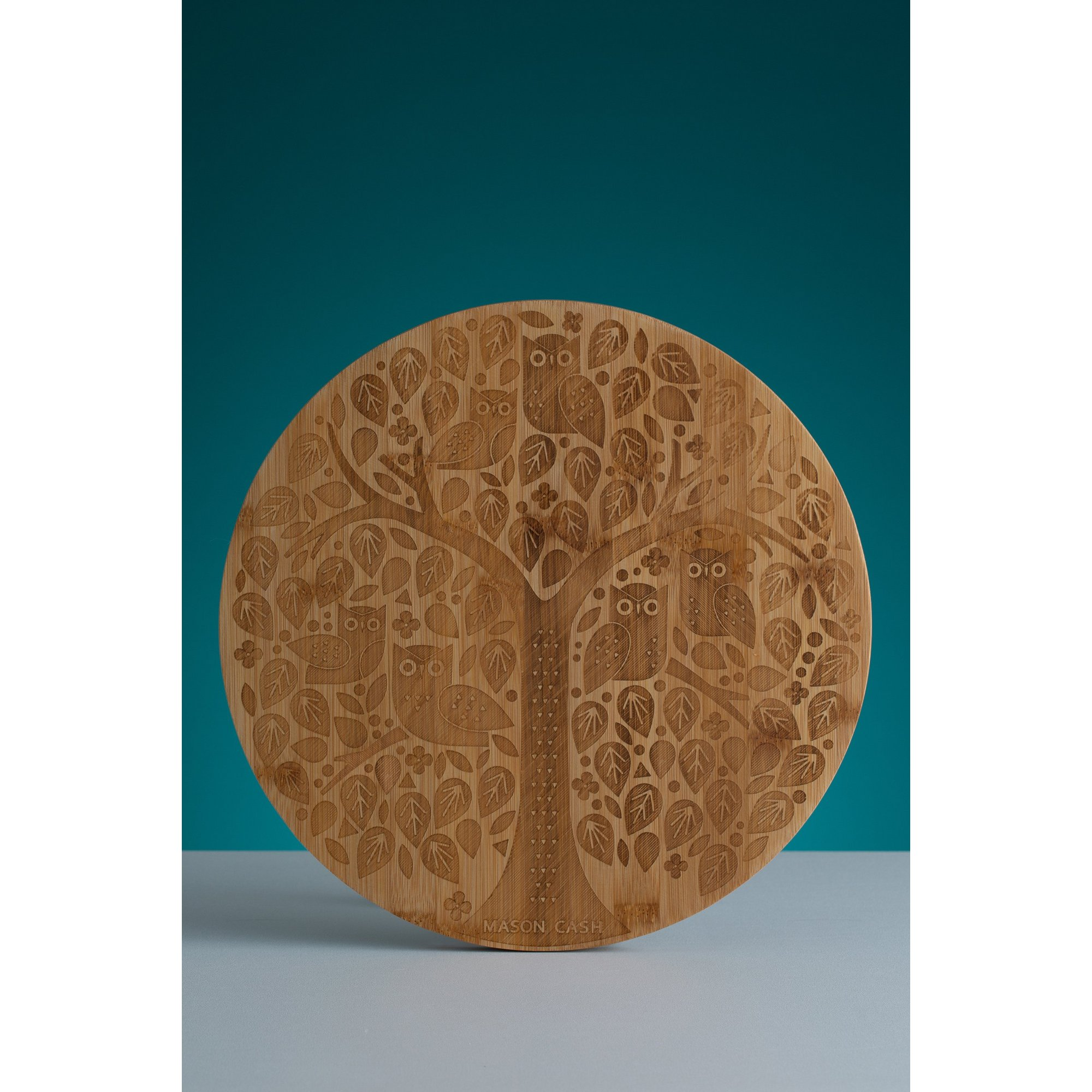Image of In The Forest Round Serving Board