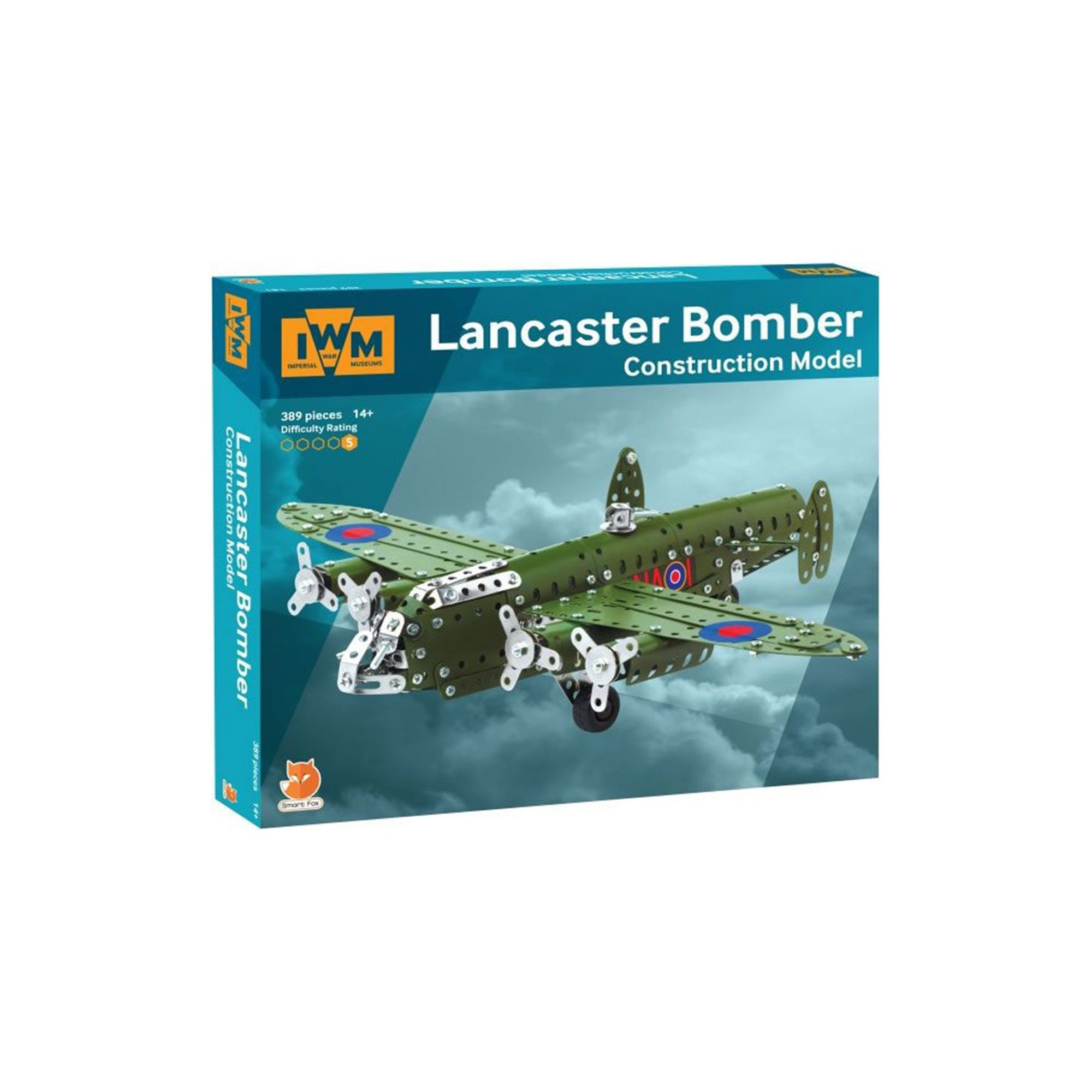 Image of Lancaster Bomber Imperial War Museums Construction Set