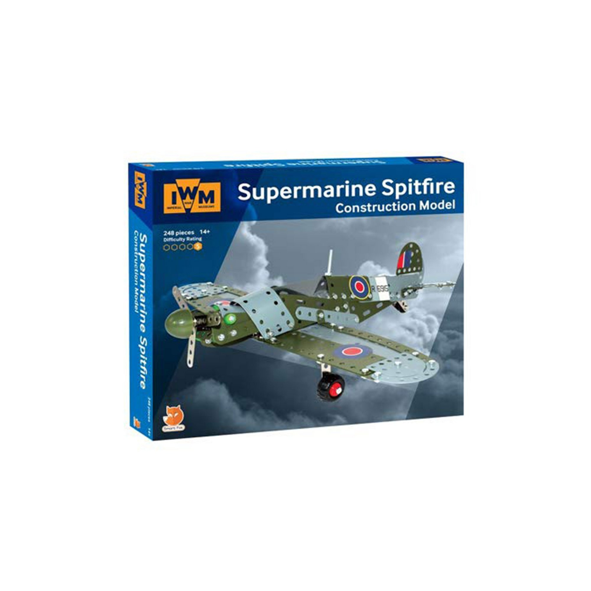 Image of Supermarine Spitfire Imperial War Museums Construction Set