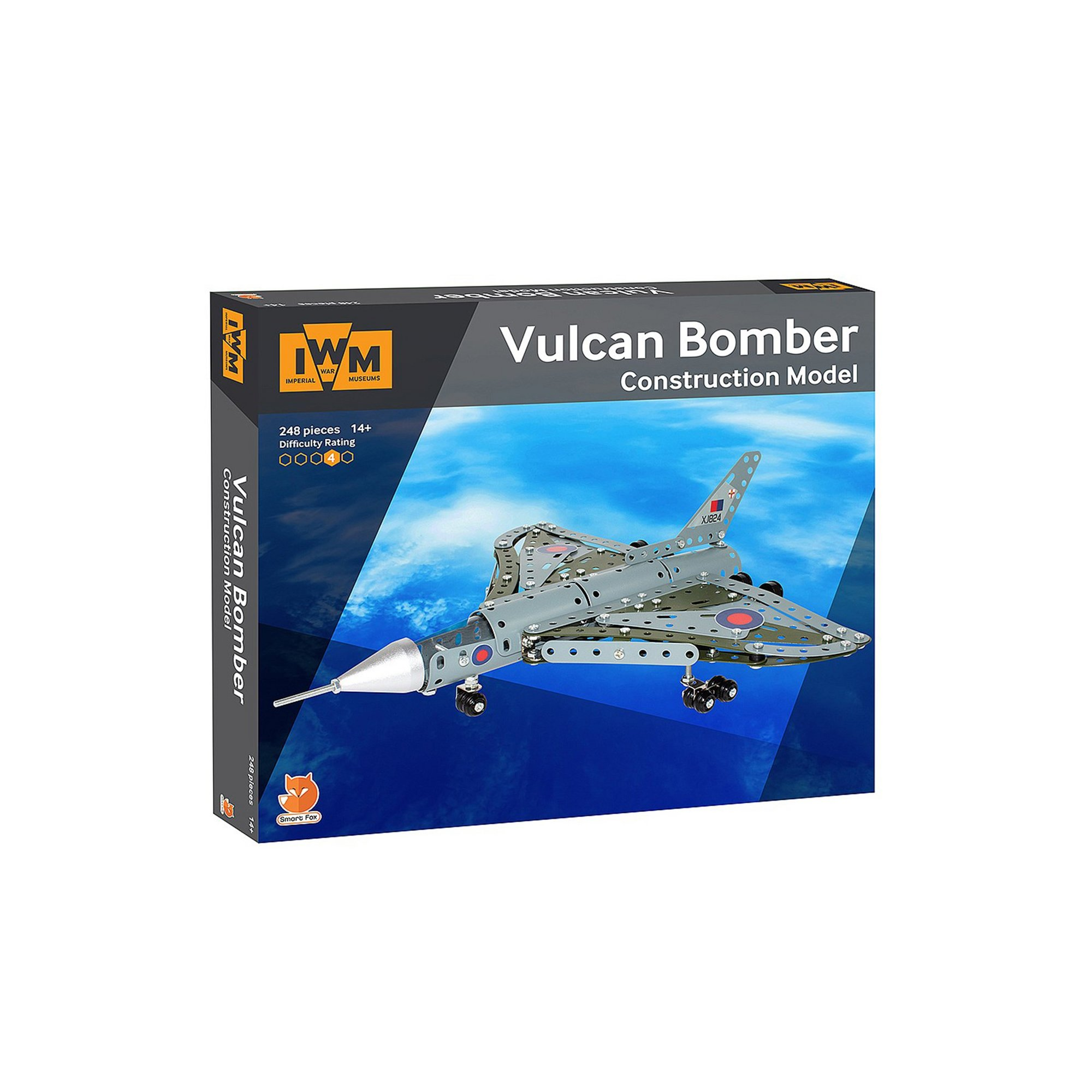 Image of Avro Vulcan Bomber Imperial War Museums Construction Set