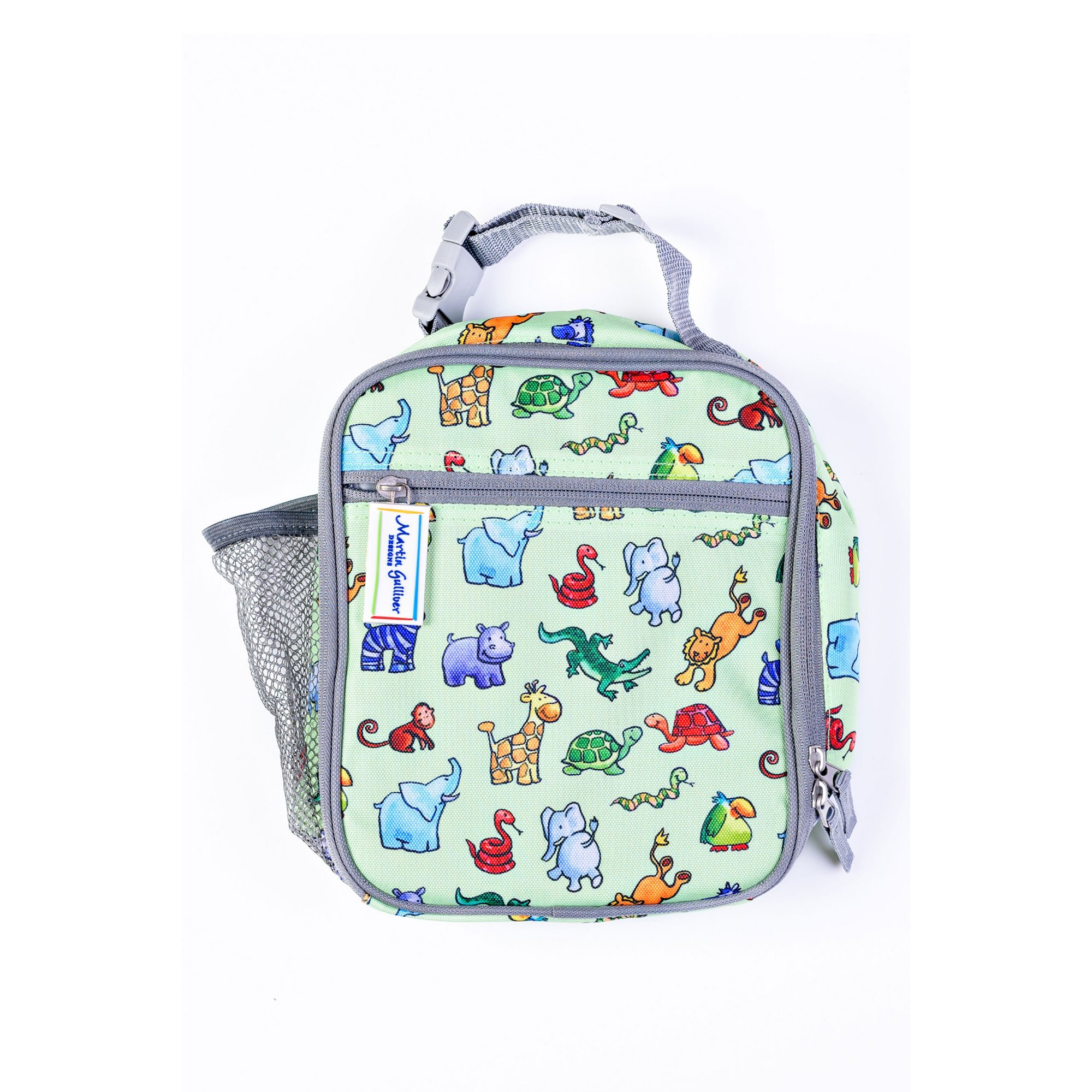 Image of Jungle Friends Lunch Bag by Martin Gulliver