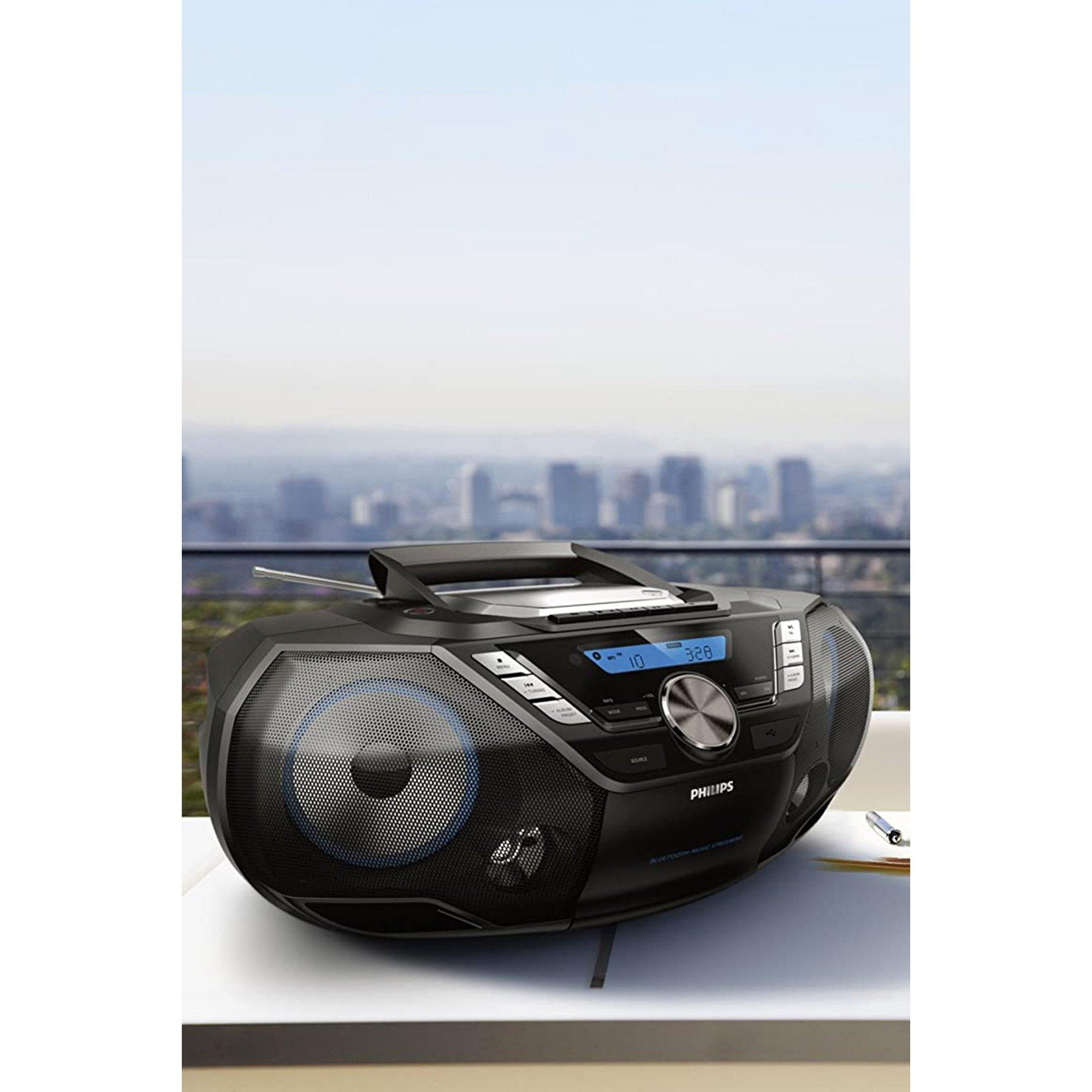 Image of Philips AZB798T CD Sound Machine