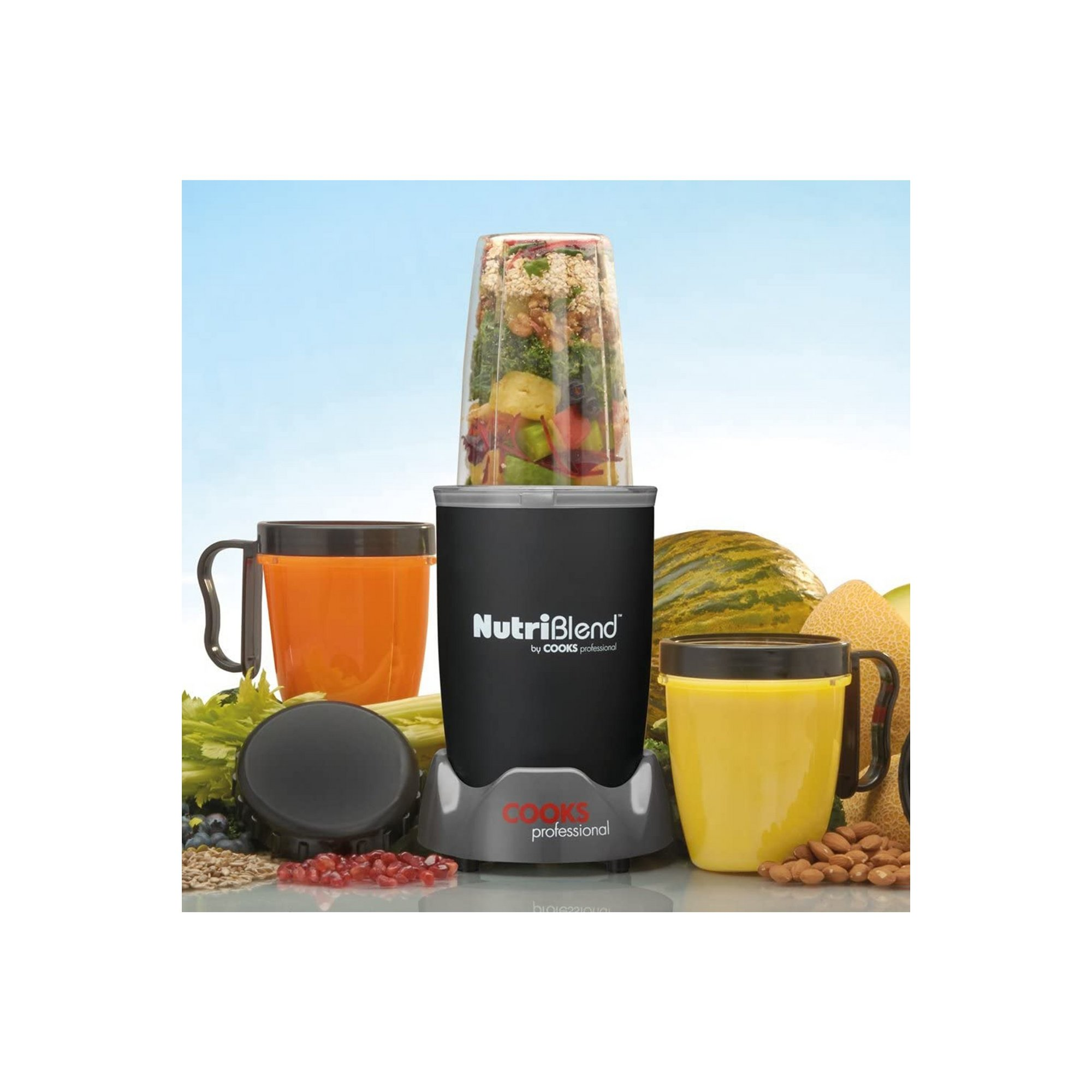 Image of Cooks Professional - Nutriblend 700W Blender