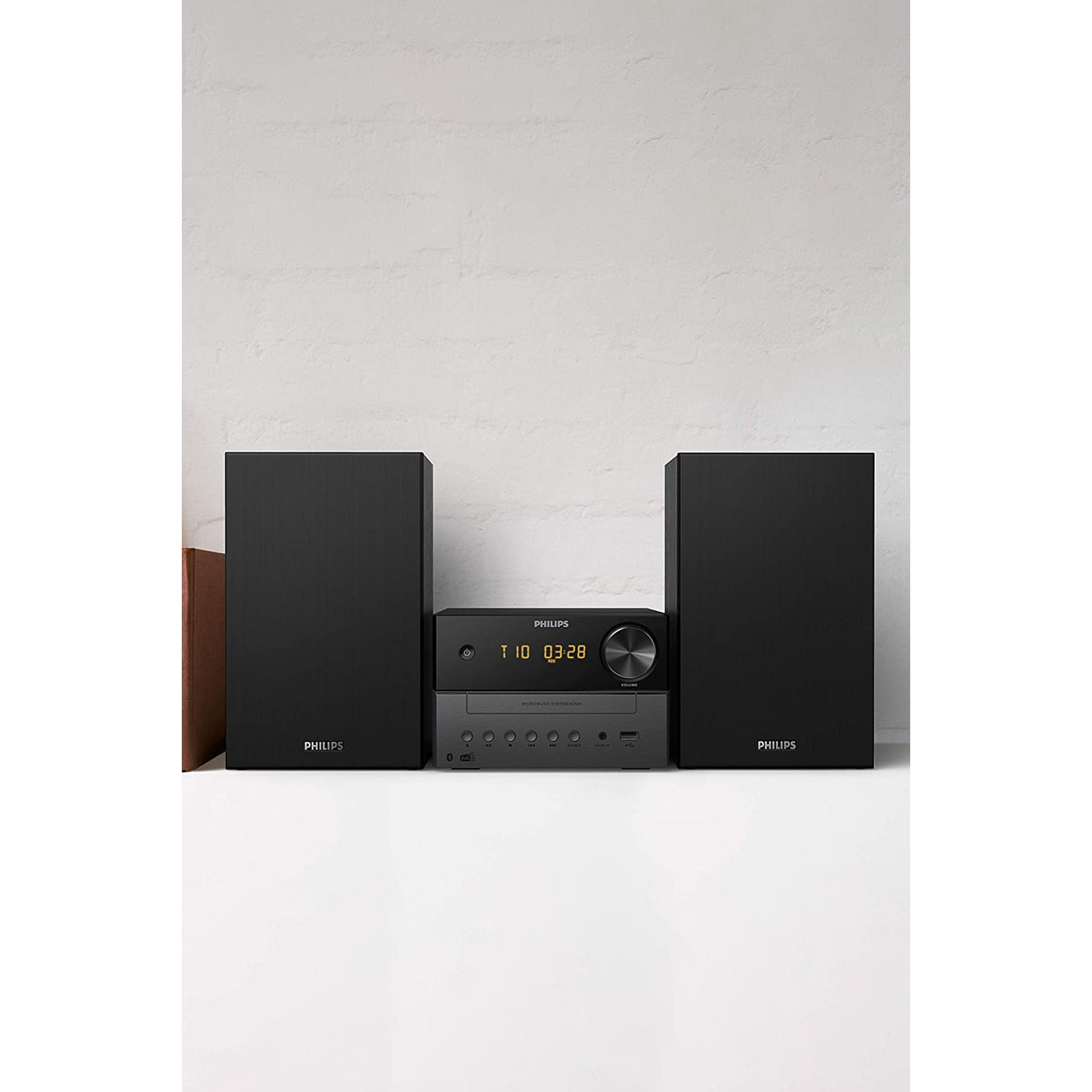 Image of Philips TAM3505 Music System with USB Charging