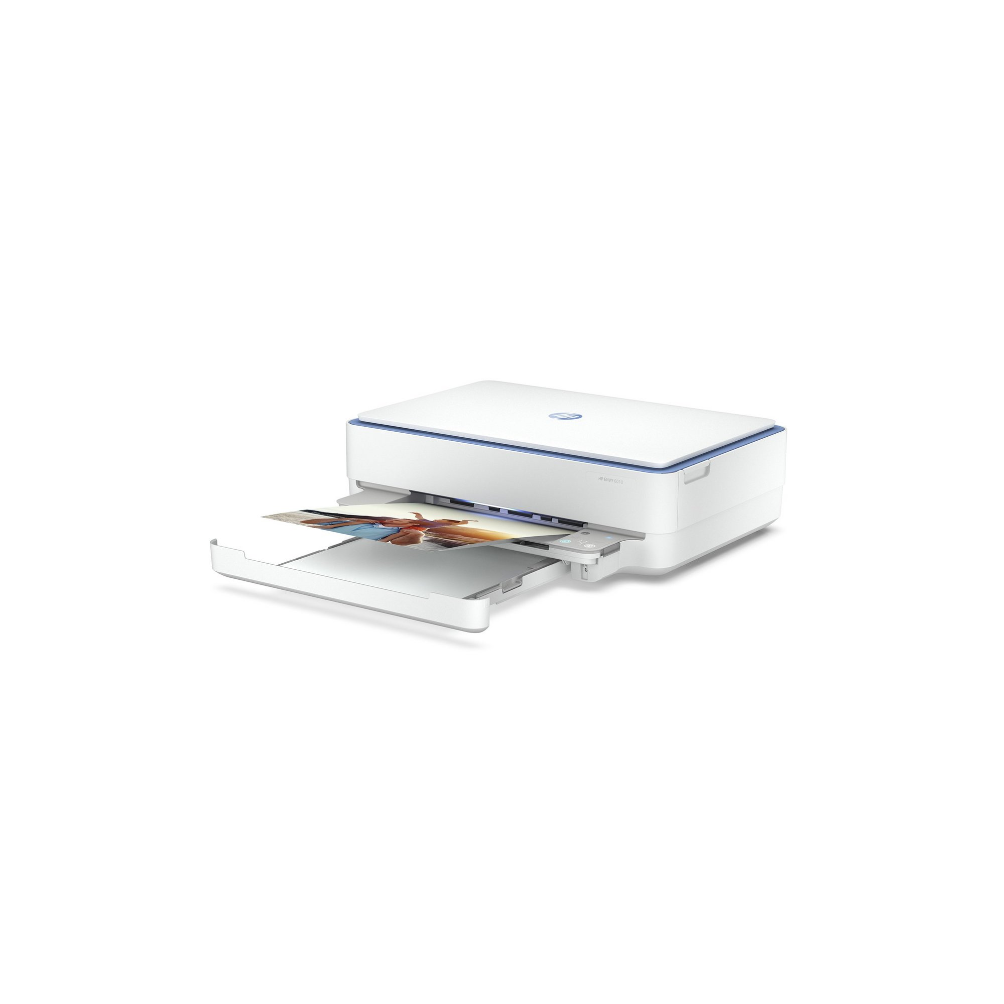 Image of HP ENVY 6010 All-in-One Wireless Inkjet Printer