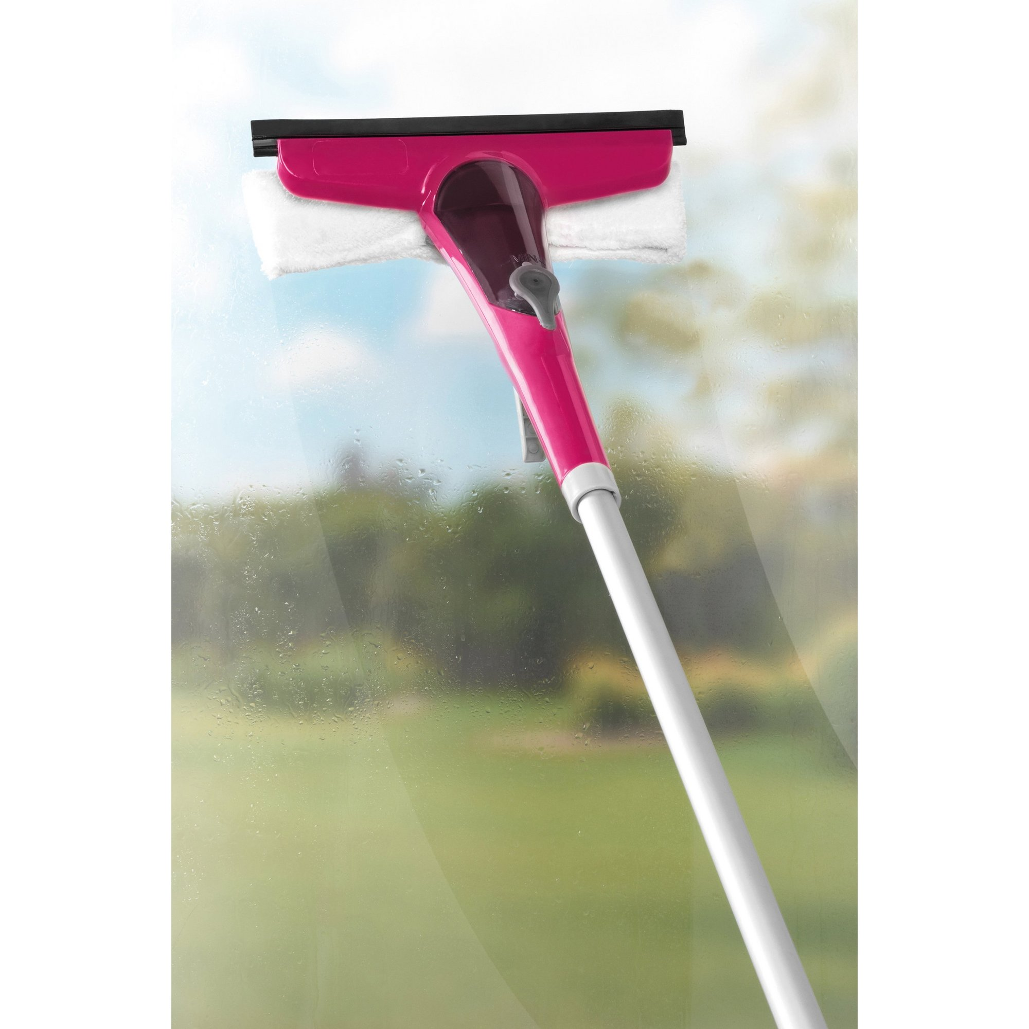 Image of Kleeneze 2-In-1 Easy-Fill Long Reach Spray Window Cleaner
