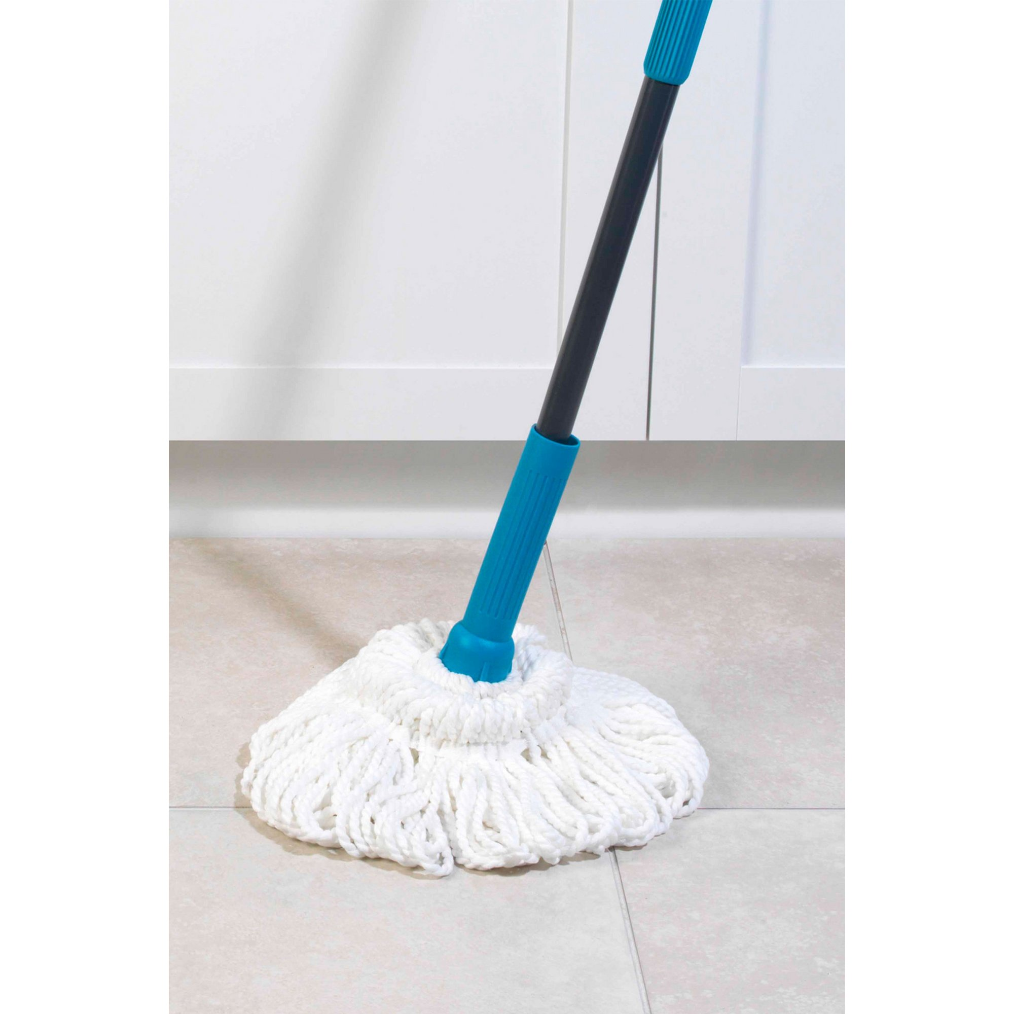 Image of Beldray Extendable Twist Mop with Anti-Bac Protection