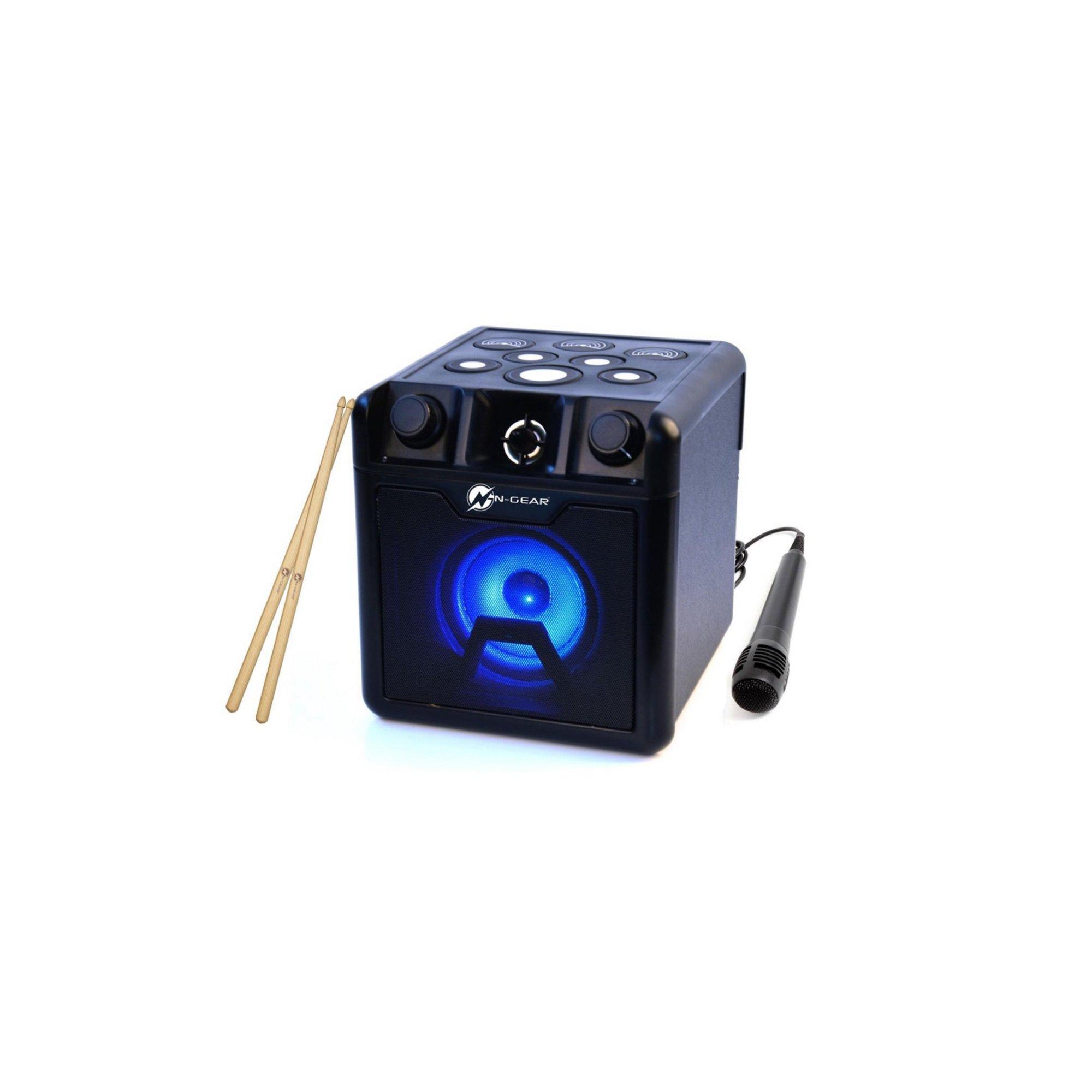 Image of Drum Block 420 Karaoke Machine