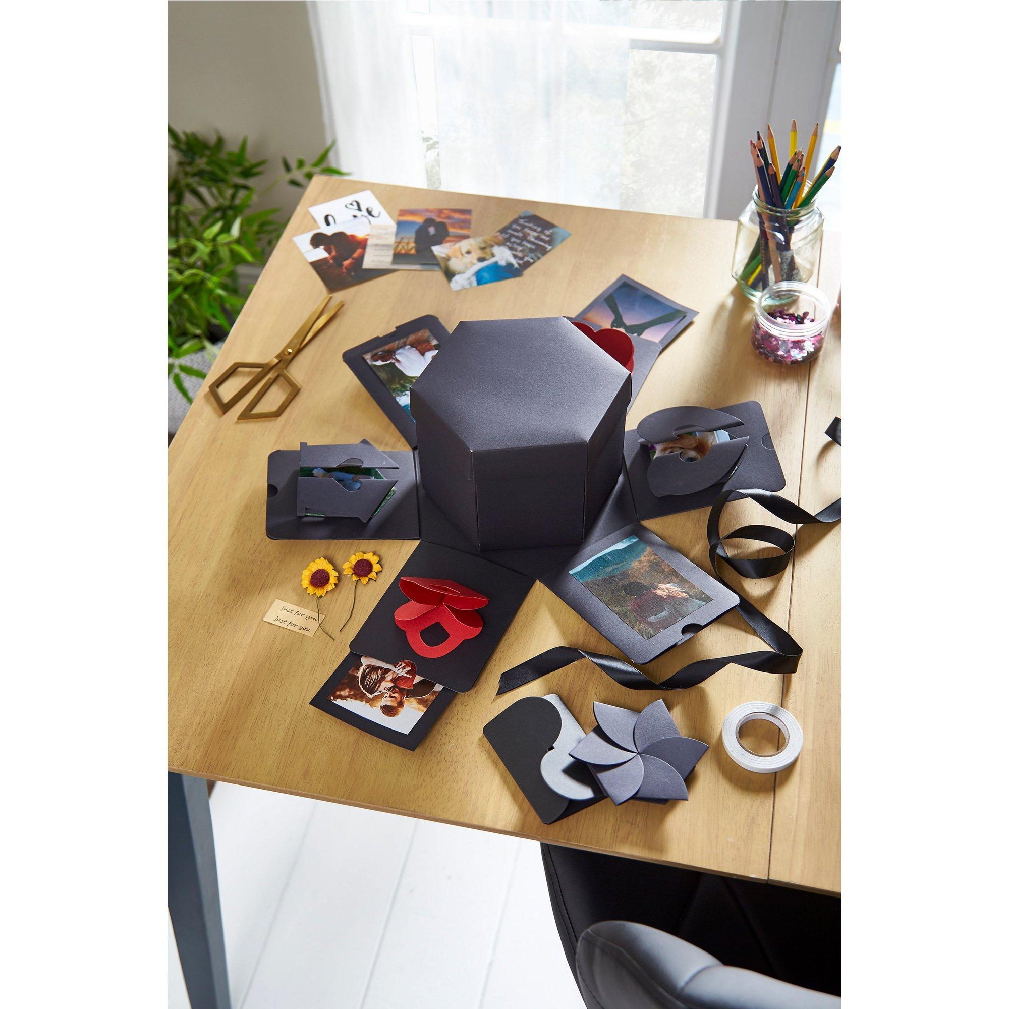 Image of Explosion Box Black