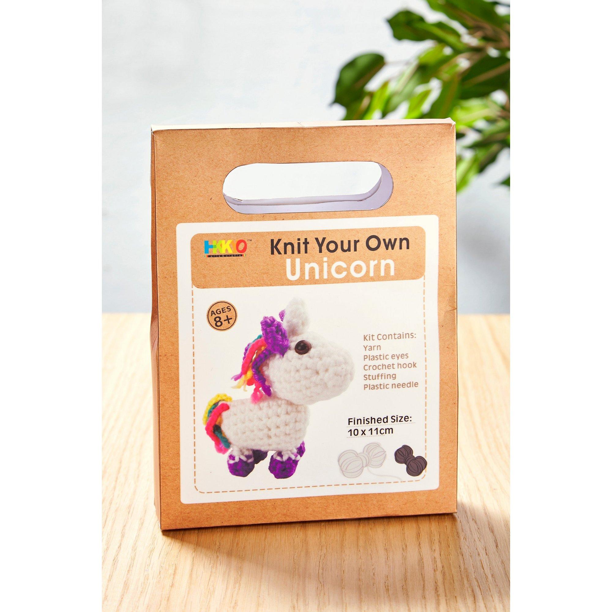 Image of DIY Crochet Unicorn