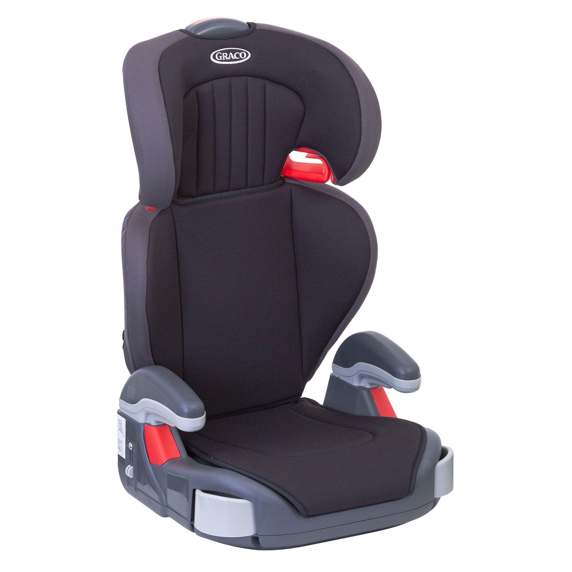 Image of Graco Black Junior Maxi Group 2/3 Car Seat