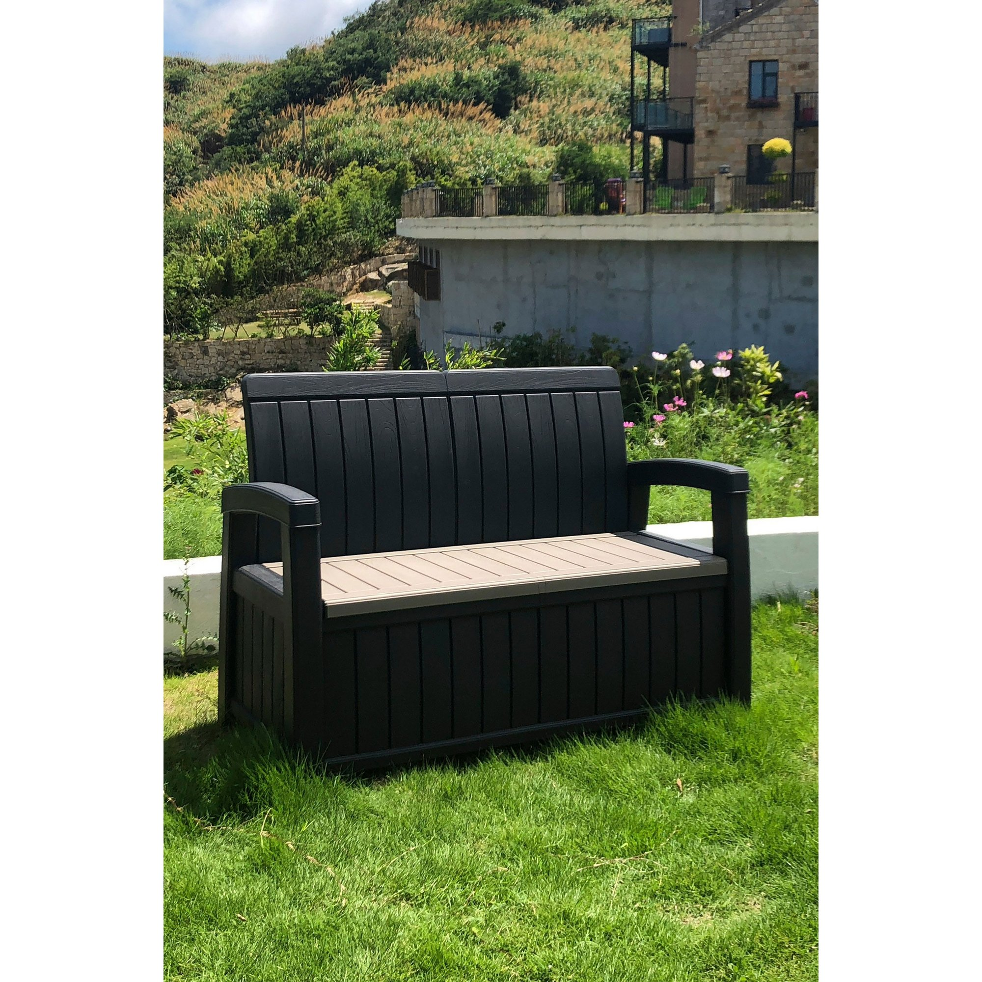 Image of Faro Storage Bench