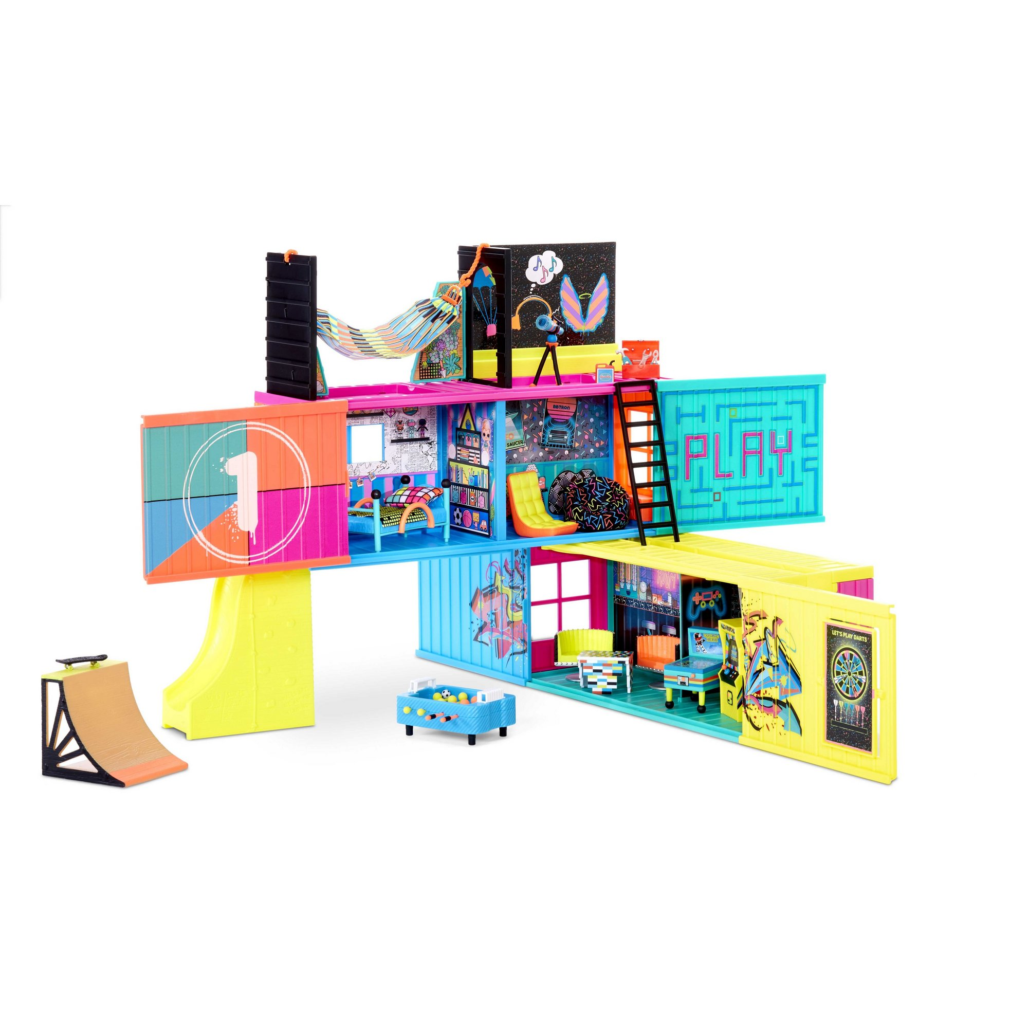 Image of L.O.L. Surprise Clubhouse Playset