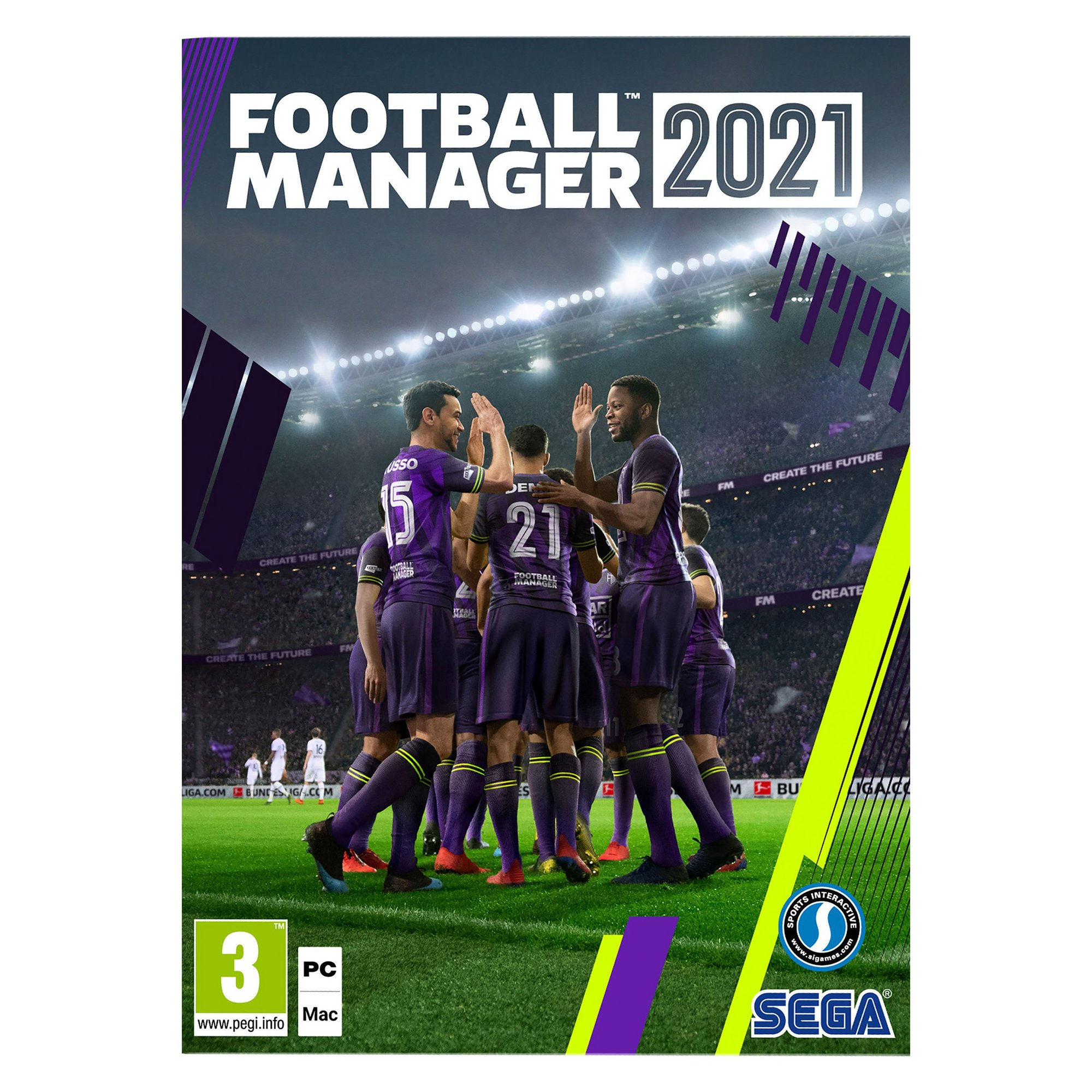 Image of PC: Football Manager 2021