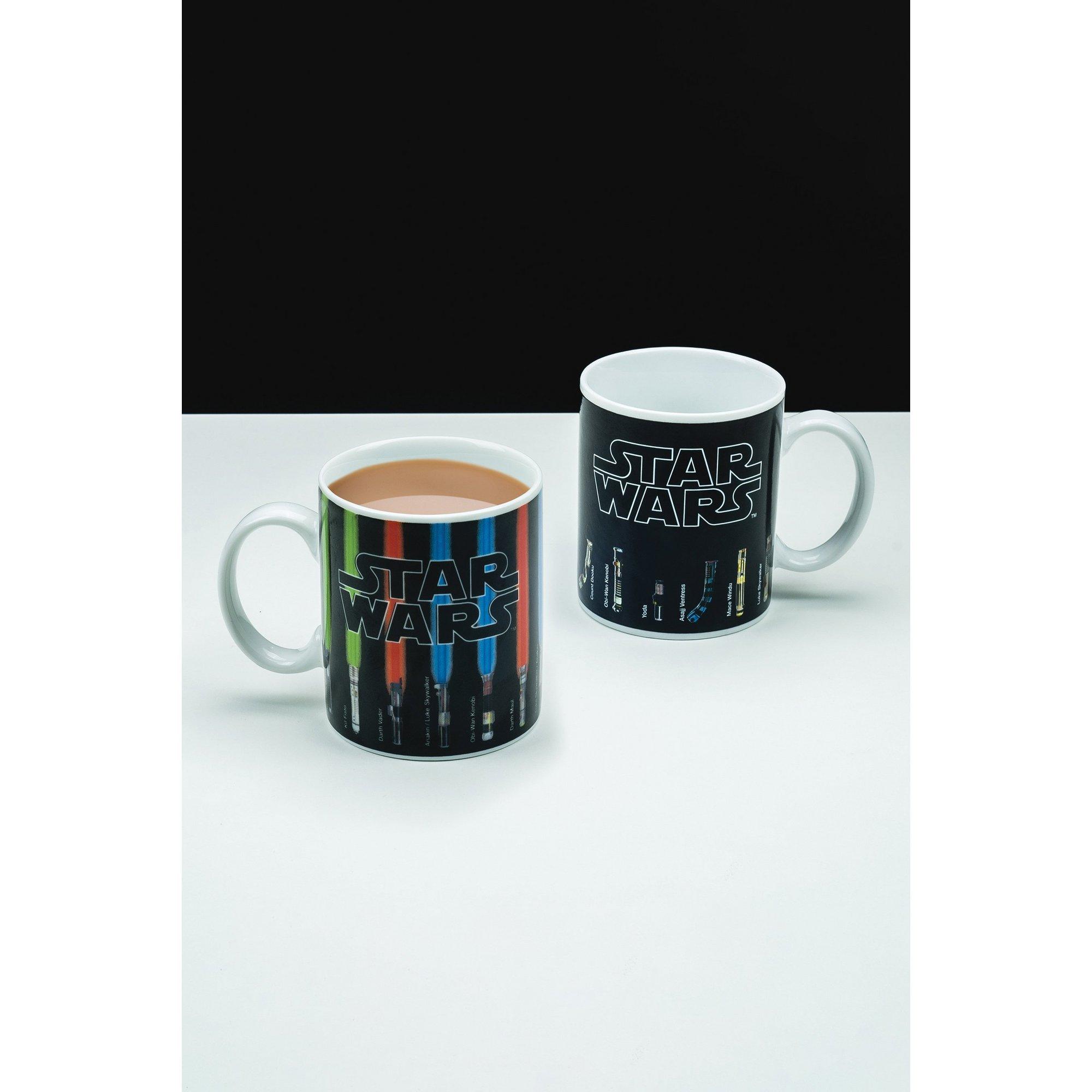 Image of Lightsabre Heat Change Mug