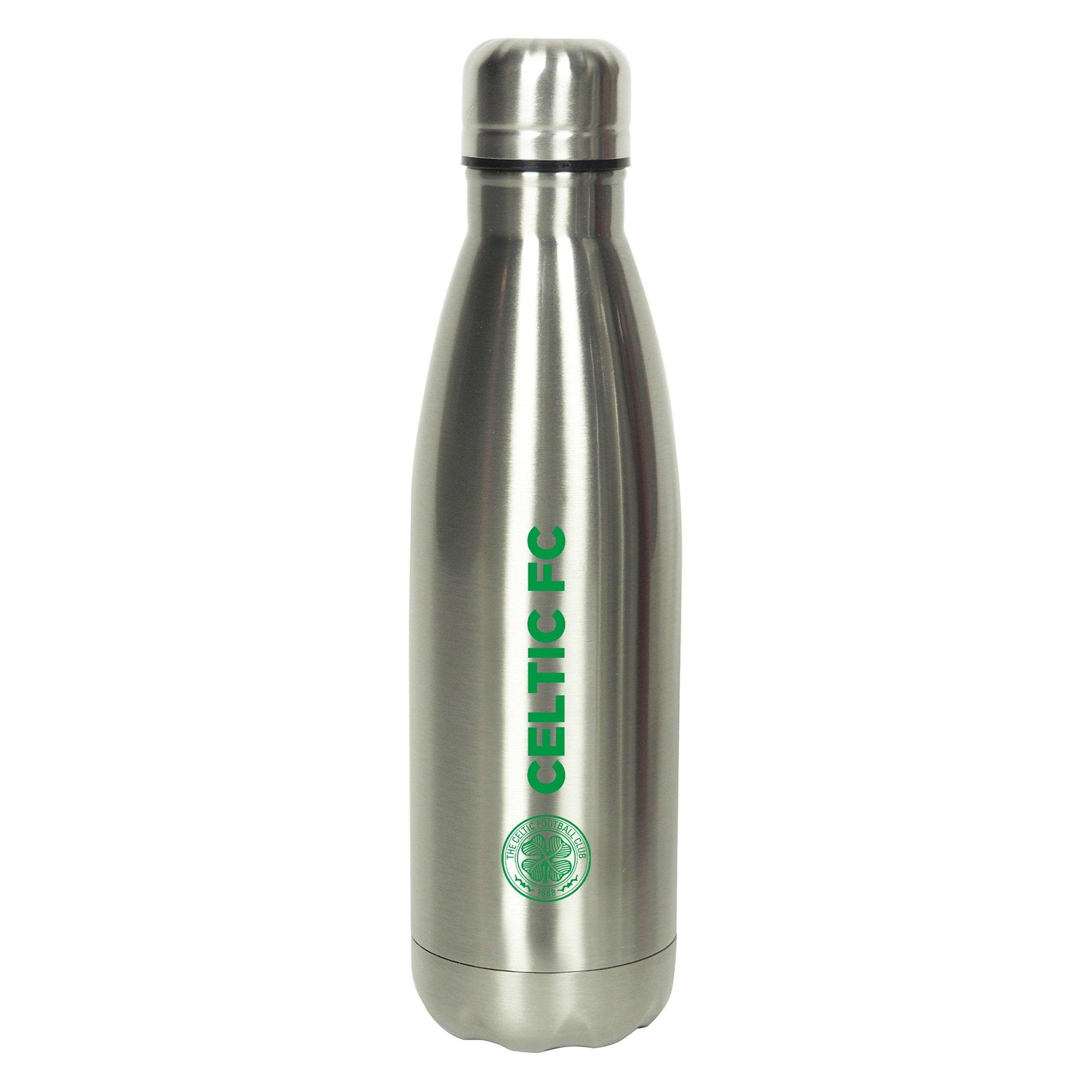 Image of Celtic FC Stainless Steel Drinks Bottle