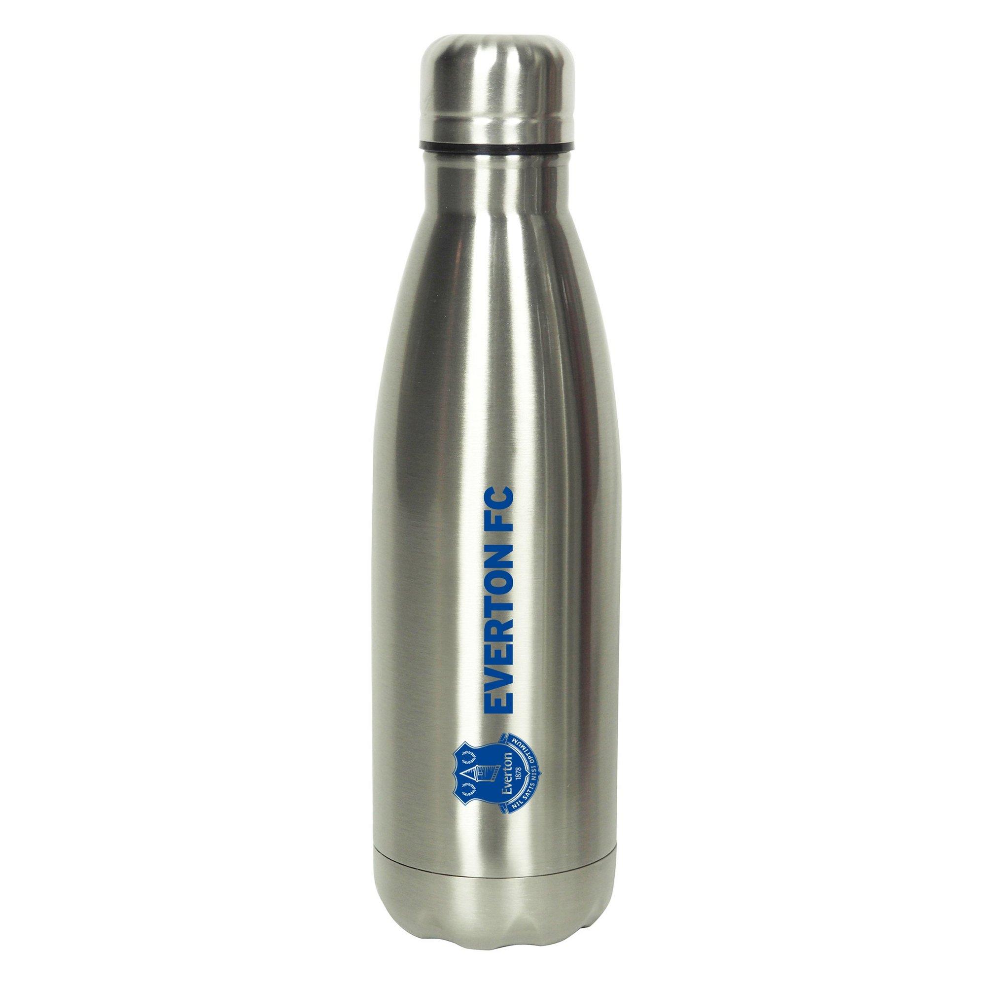 Image of Everton FC Stainless Steel Drinks Bottle