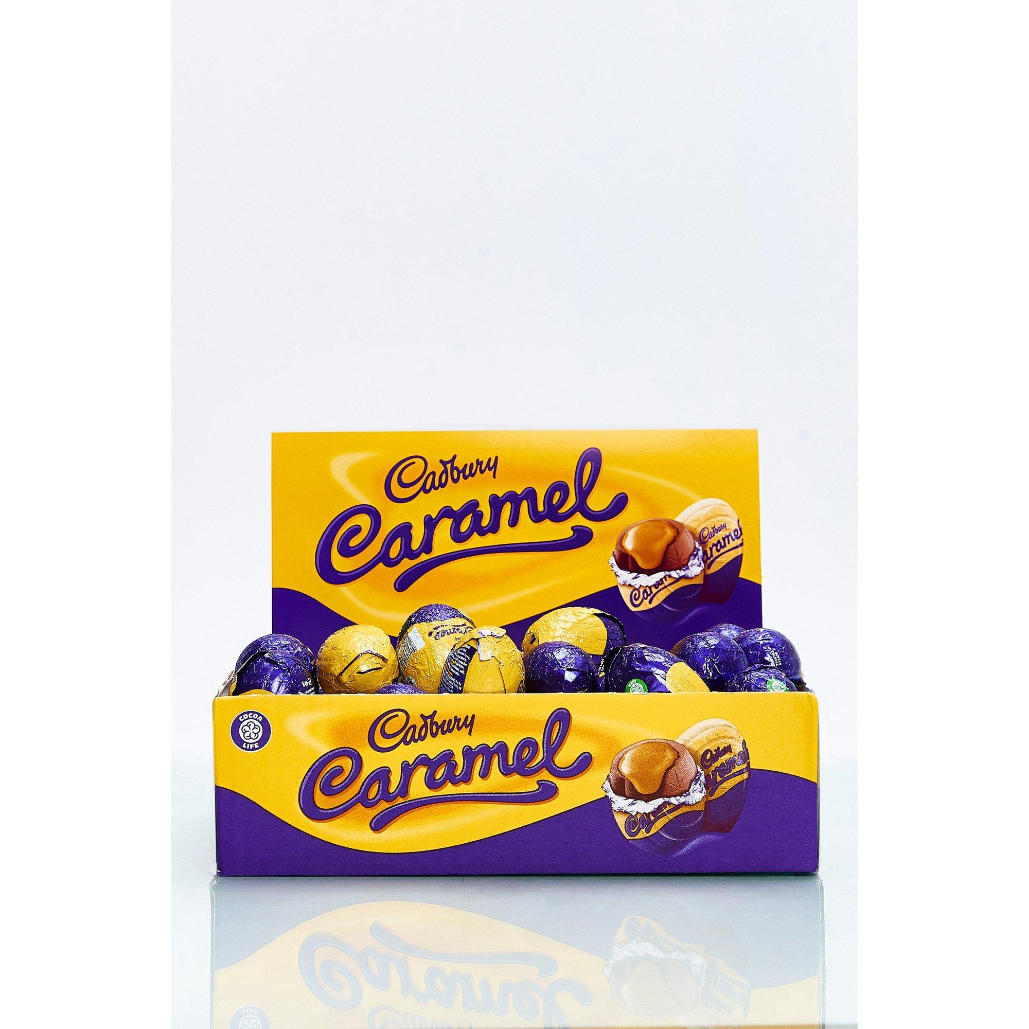 Image of Cadbury Caramel Egg Box 48