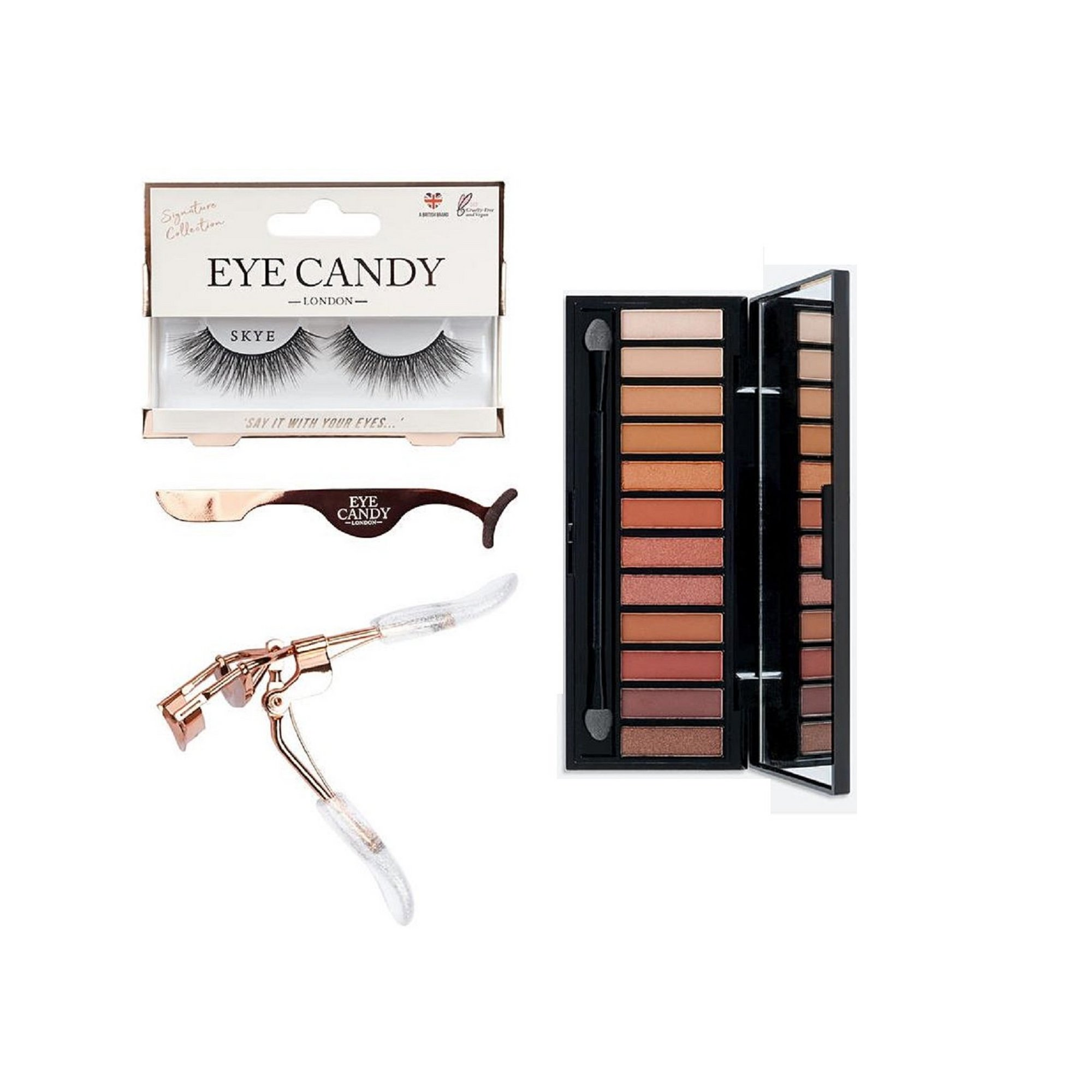 Image of Eye Candy Say It With Your Eyes Gift Set
