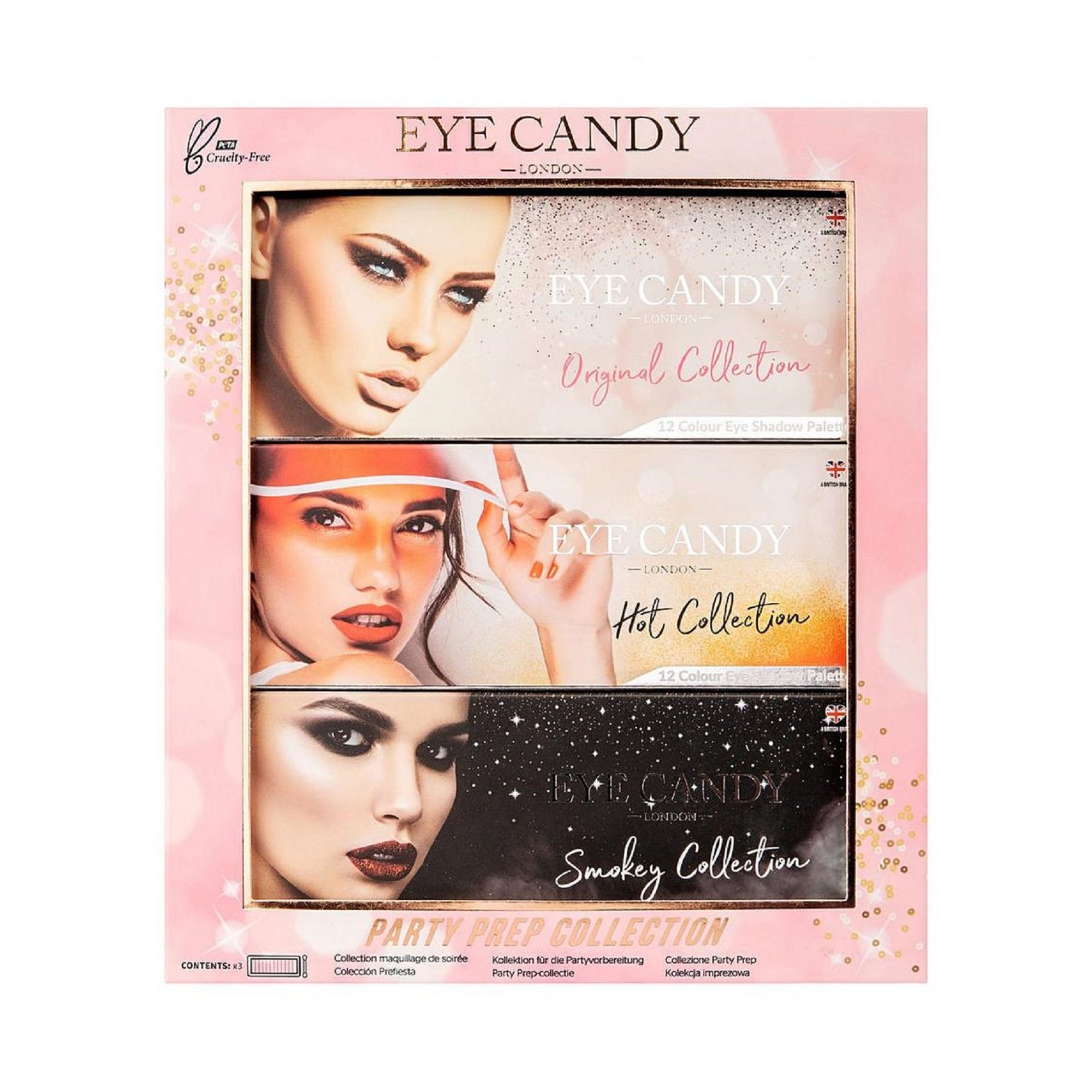 Image of Eye Candy Party Prep Palette Collection