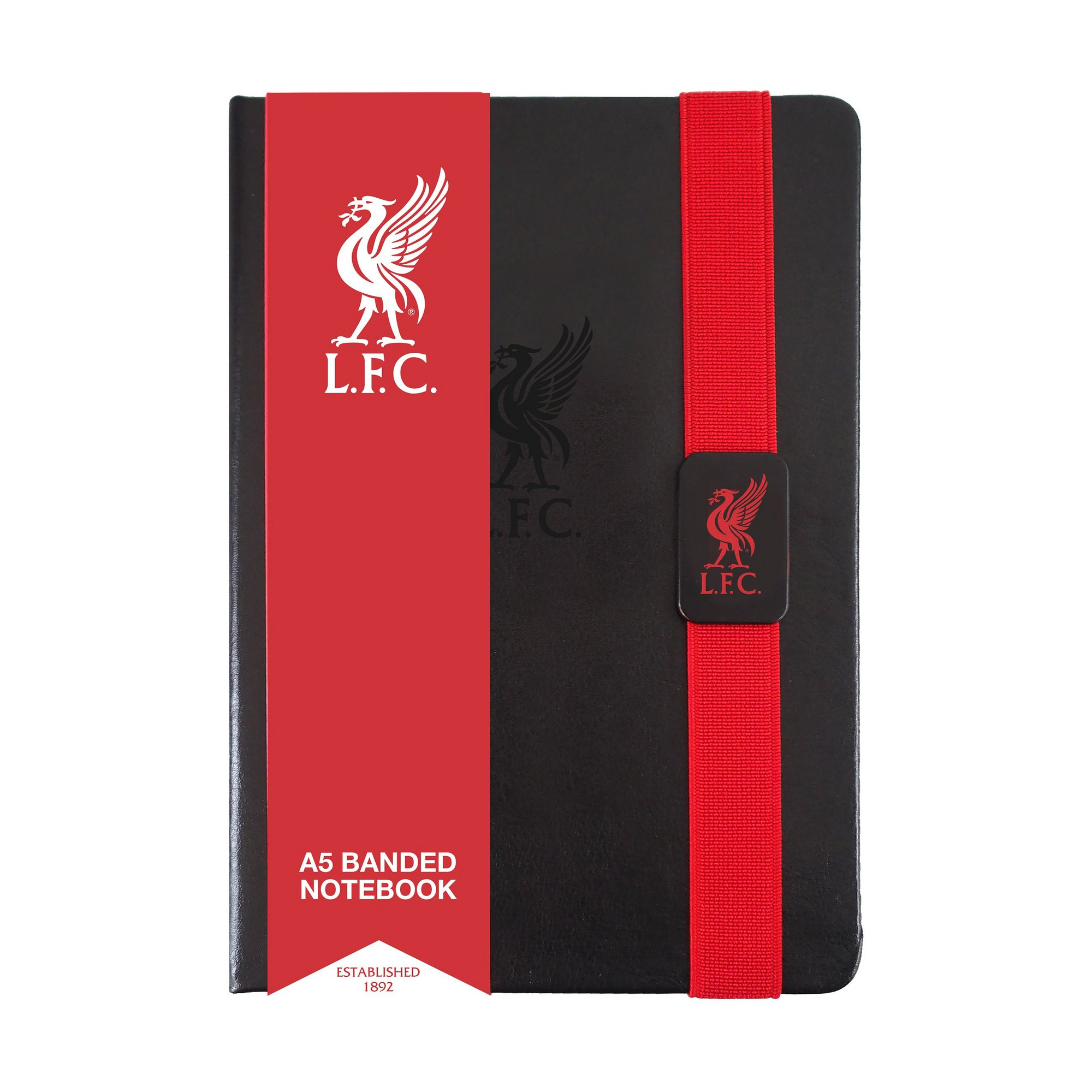 Image of Liverpool FC A5 Lined Paper Notepad