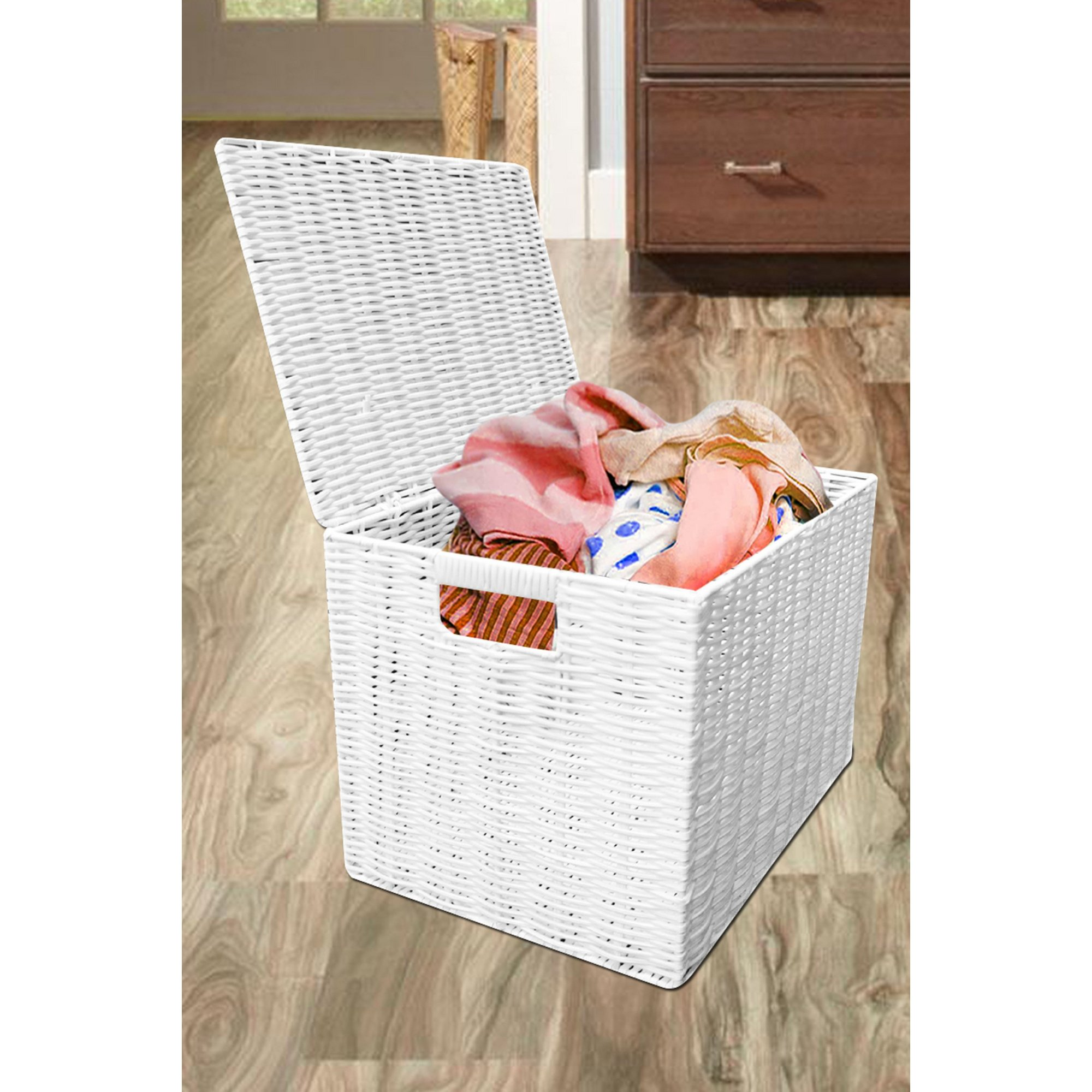 Image of Arpan Resin Storage Basket