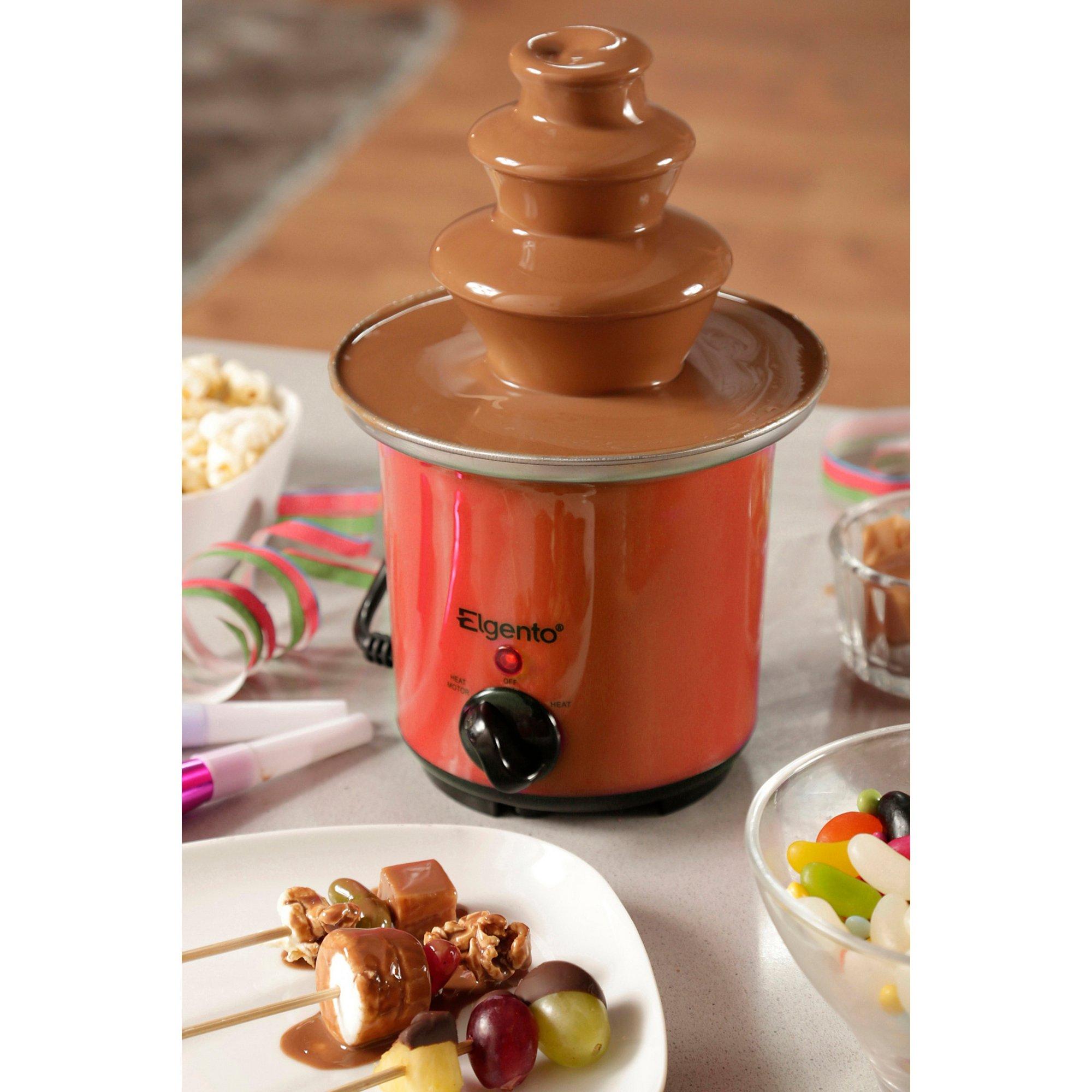 Image of Elgento Mini Chocolate Fountain
