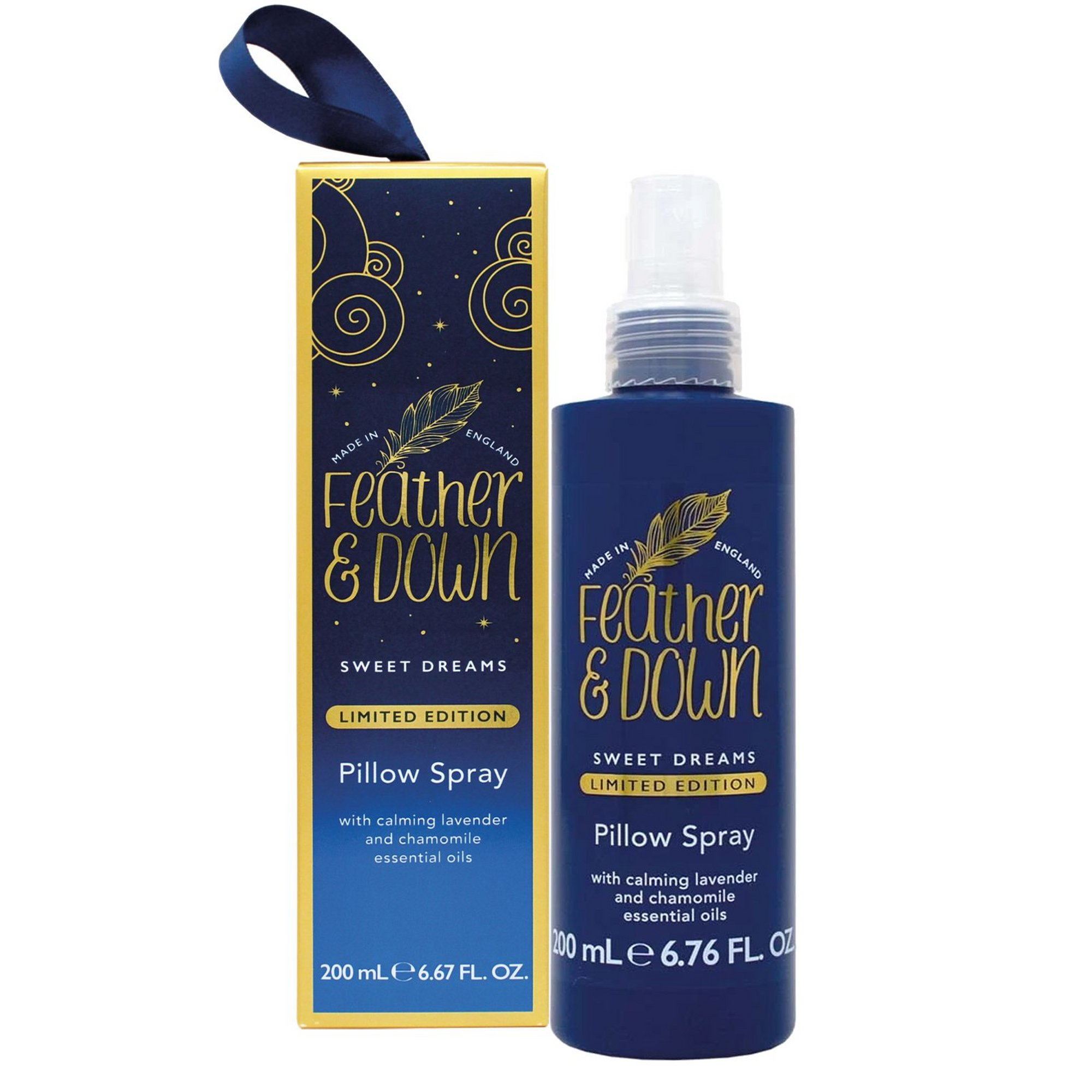 Image of Feather and Down Limited Edition 200ml Pillow Spray
