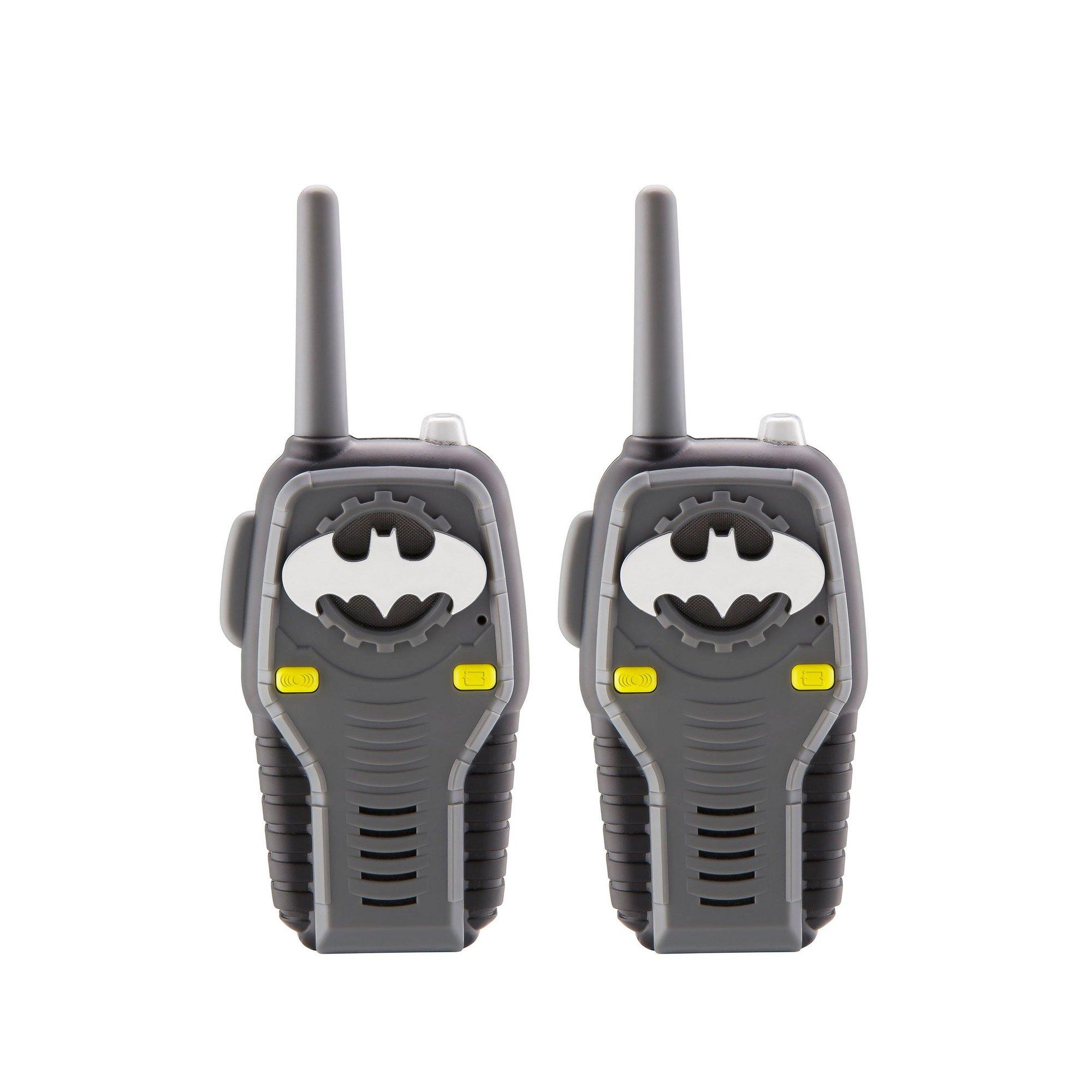 Image of Batman FRS Deluxe Walkie Talkies