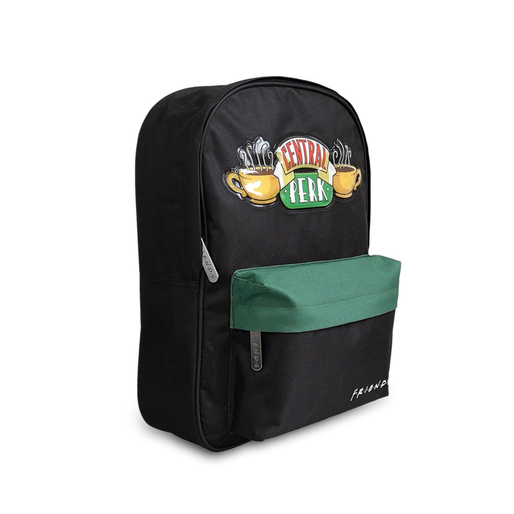 Image of Central Perk Embossed Friends BTS Backpack