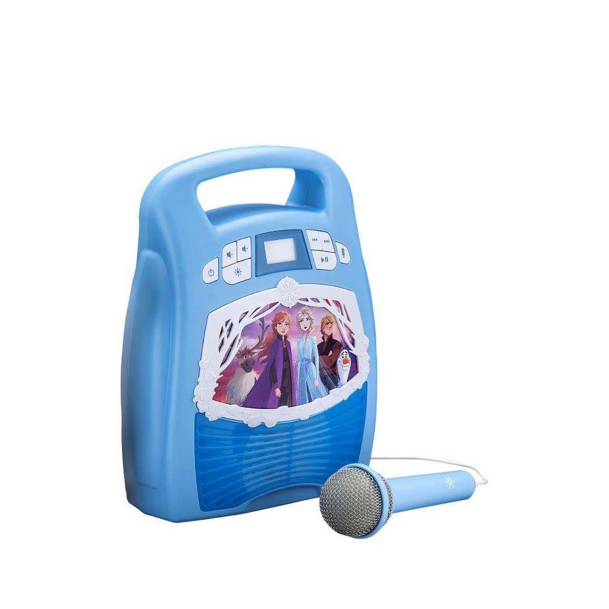 Image of Frozen 2 Bluetooth MP3 Karaoke with Microphone