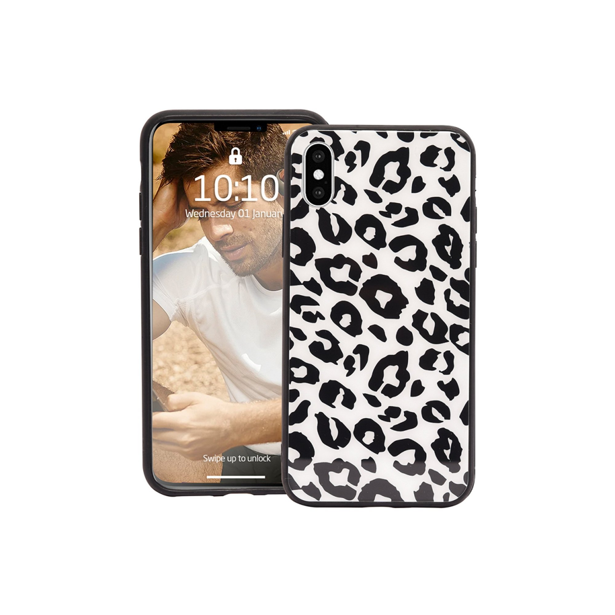Image of Groov-e Design Case for iPhone X/XS - Animal
