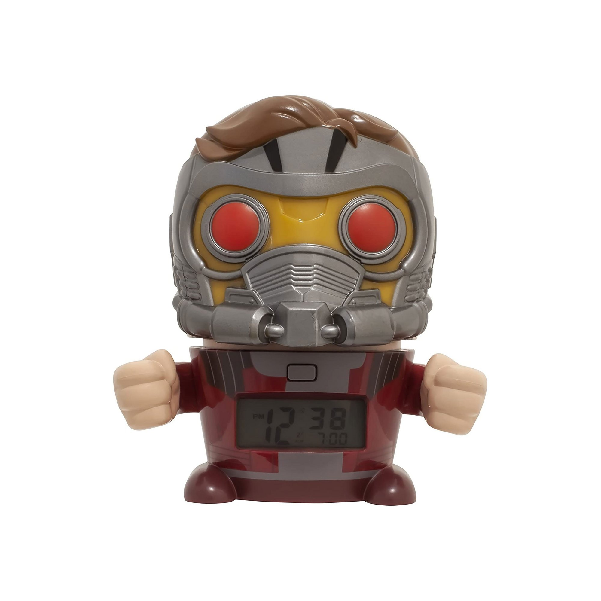 Image of Avengers Infinity War: Star-Lord Night Light Alarm Clock