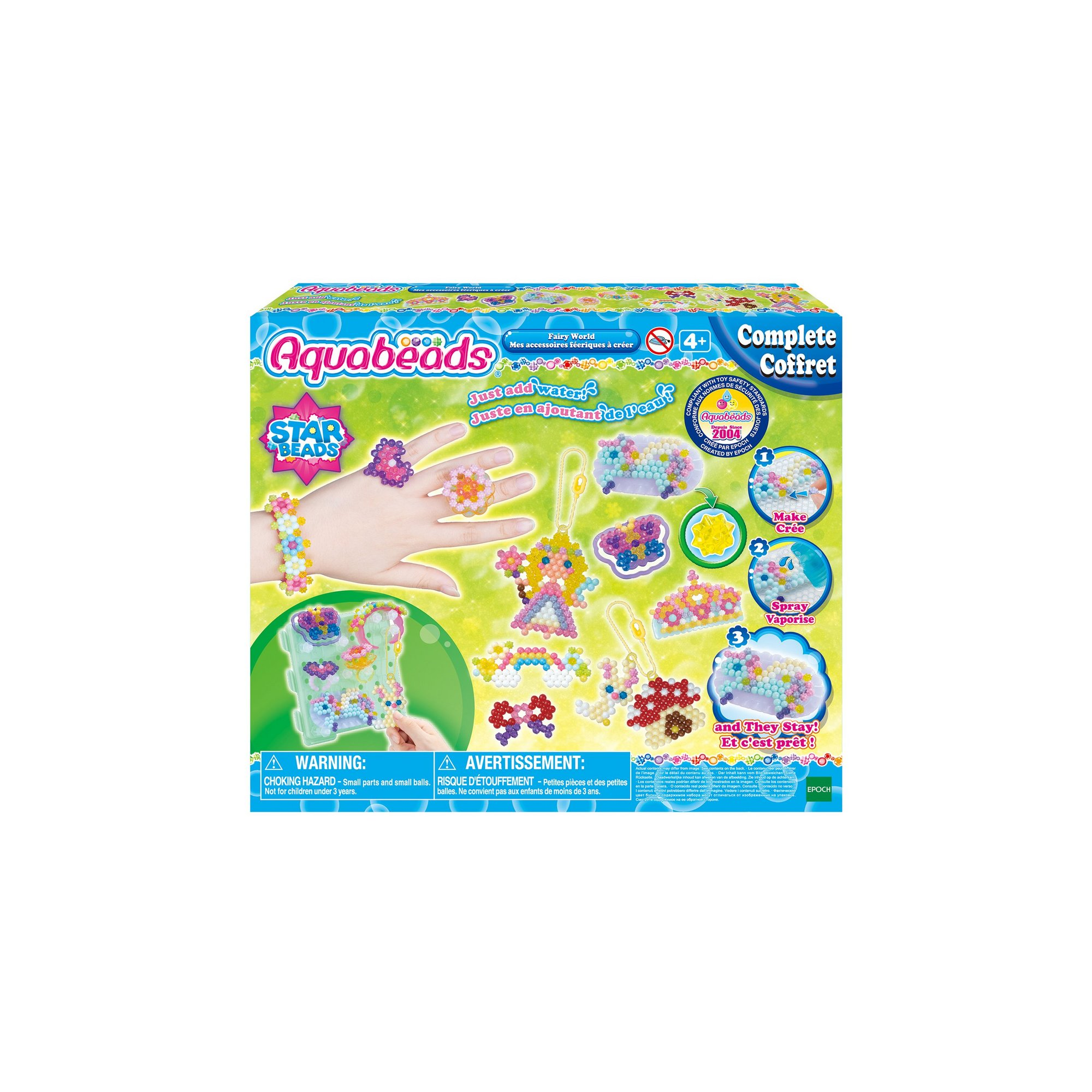 Image of Aquabeads Families Fairy World