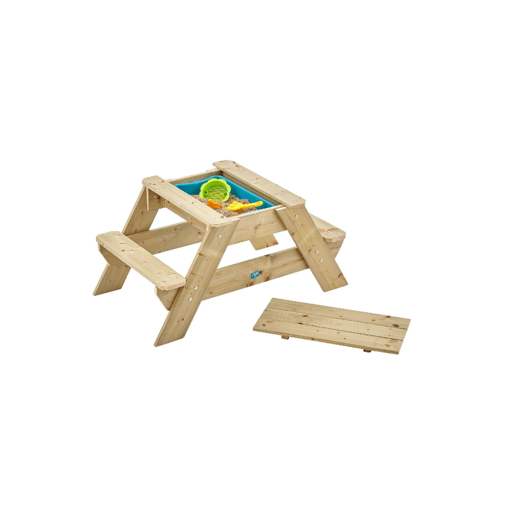 Image of TP Toys Early Fun Picnic Table Sandpit