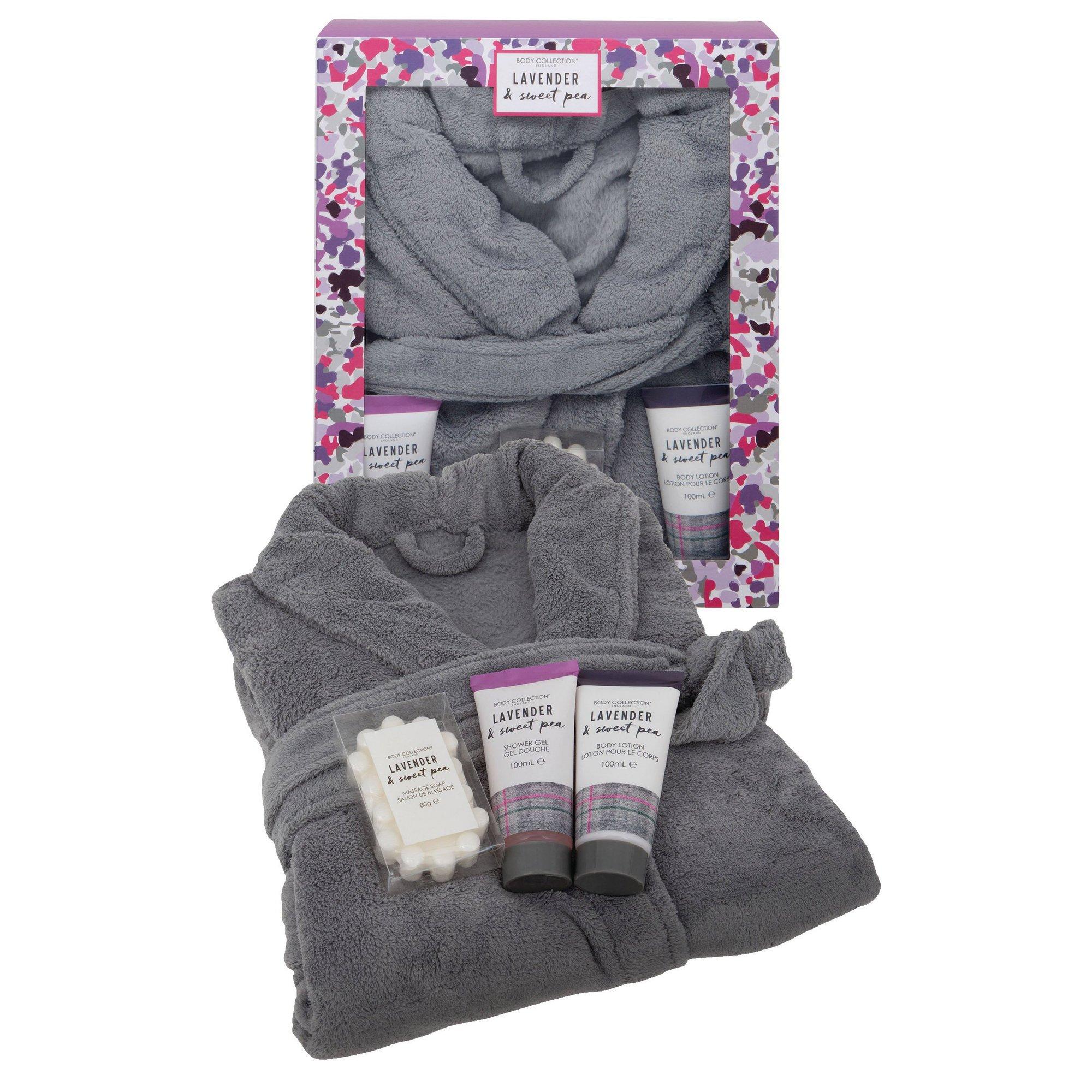 Image of Technic Lavender Bathrobe Set