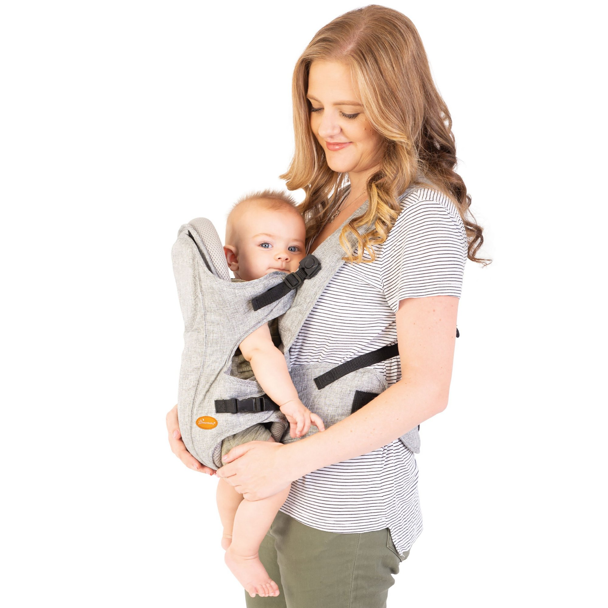Image of 3-in-1 Position Oxford Baby Carrier