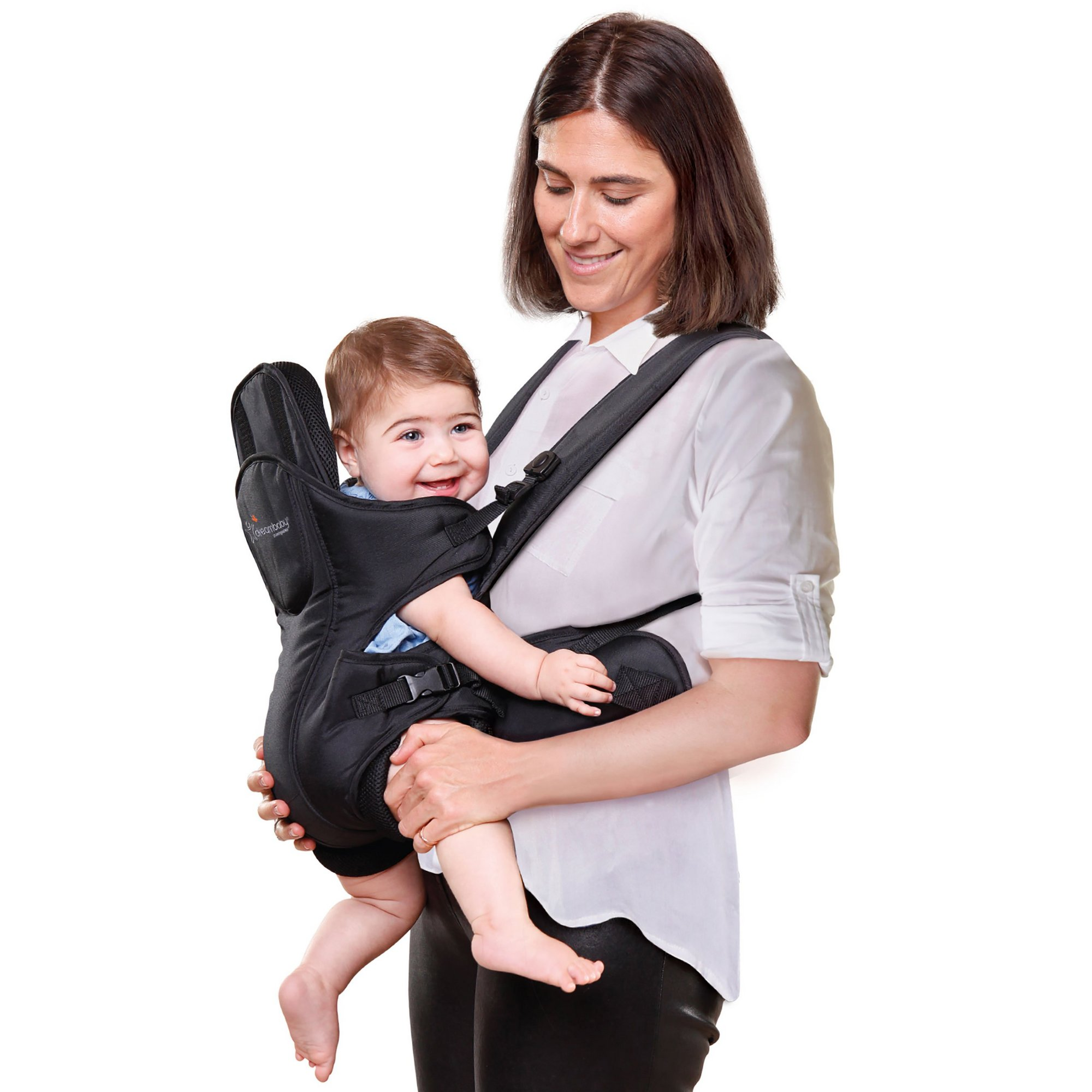 Image of 3-in-1 Position Manhattan Baby Carrier