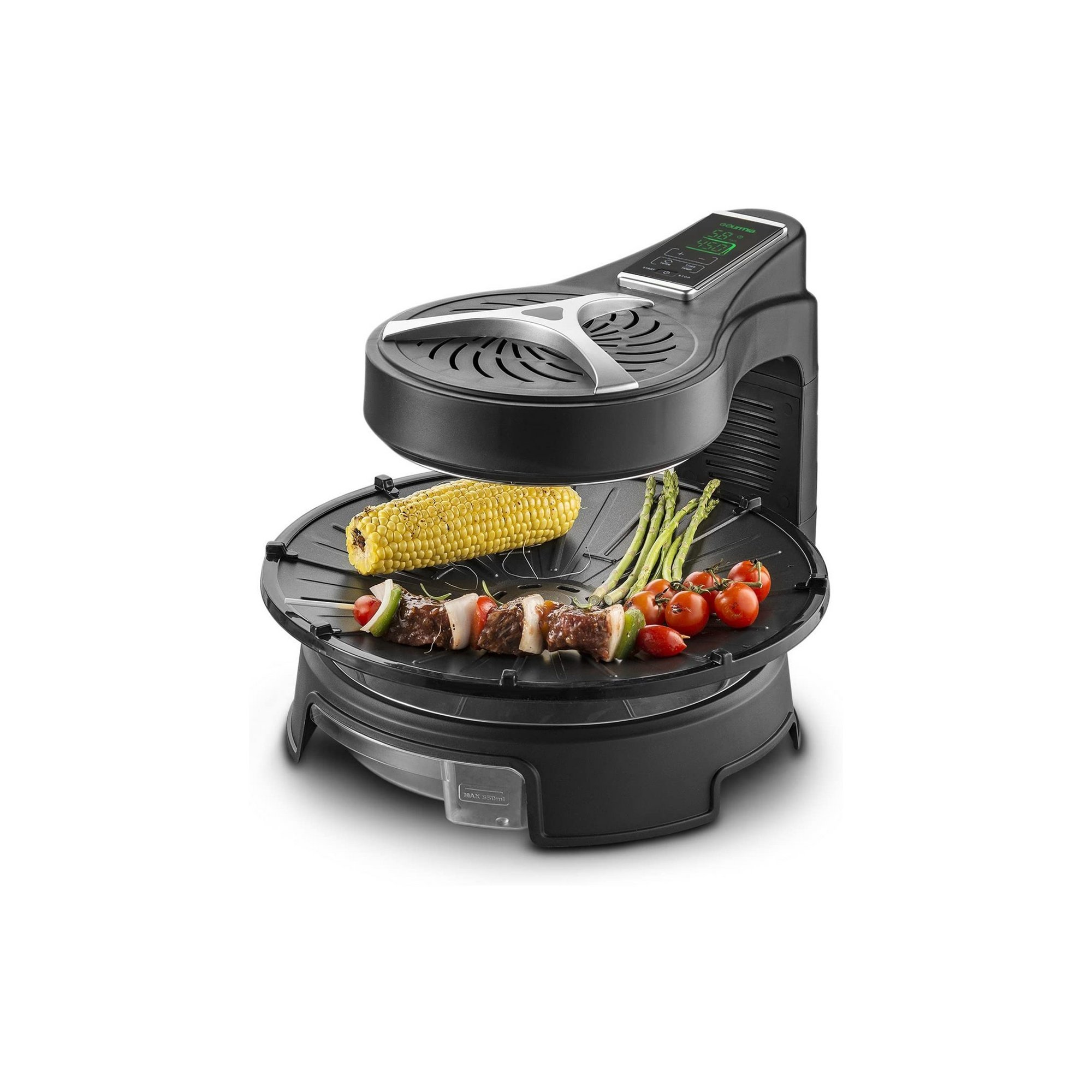 Image of Gourmia Halo Grill Halogen Powered